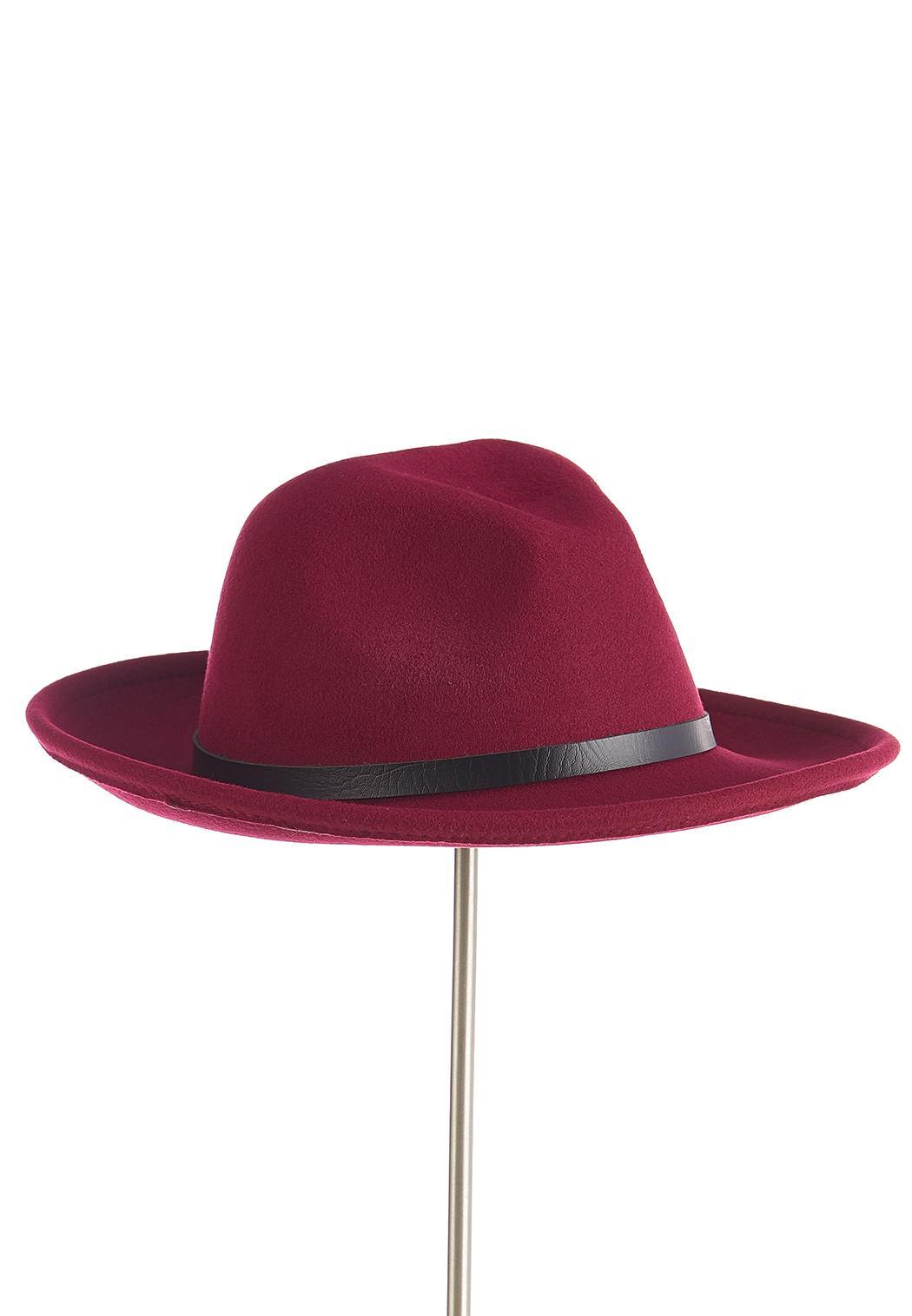 Wine Panama Hat (Item #44382048)