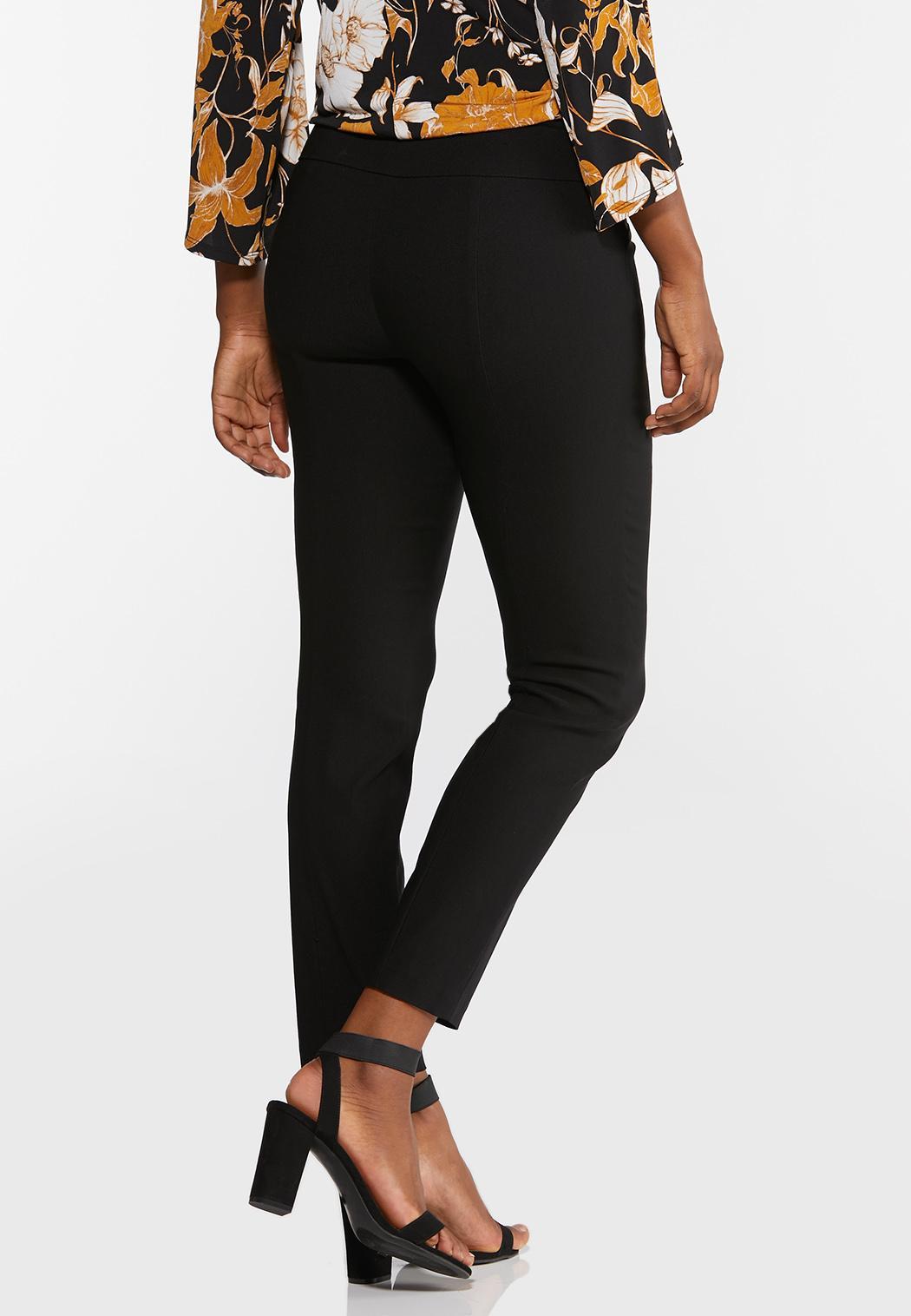 Belted Bengaline Pants (Item #44382595)