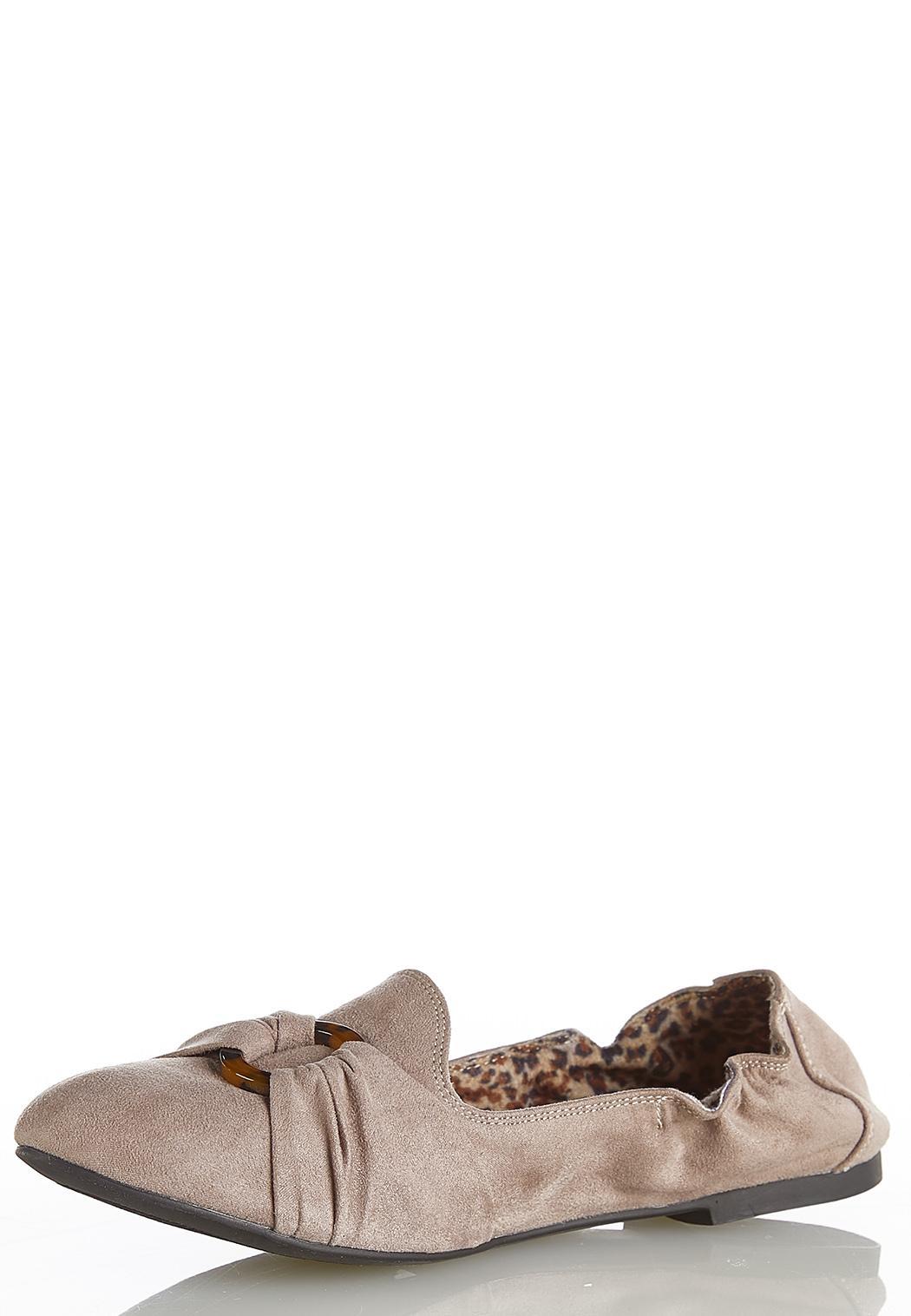 Tort Hoop Scrunch Flats (Item #44384462)