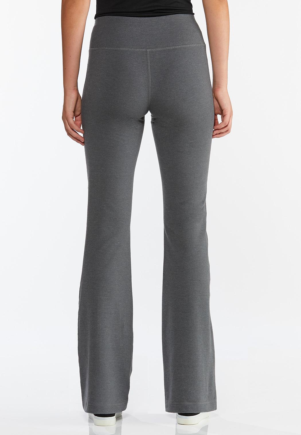 Charcoal Yoga Pants (Item #44386942)