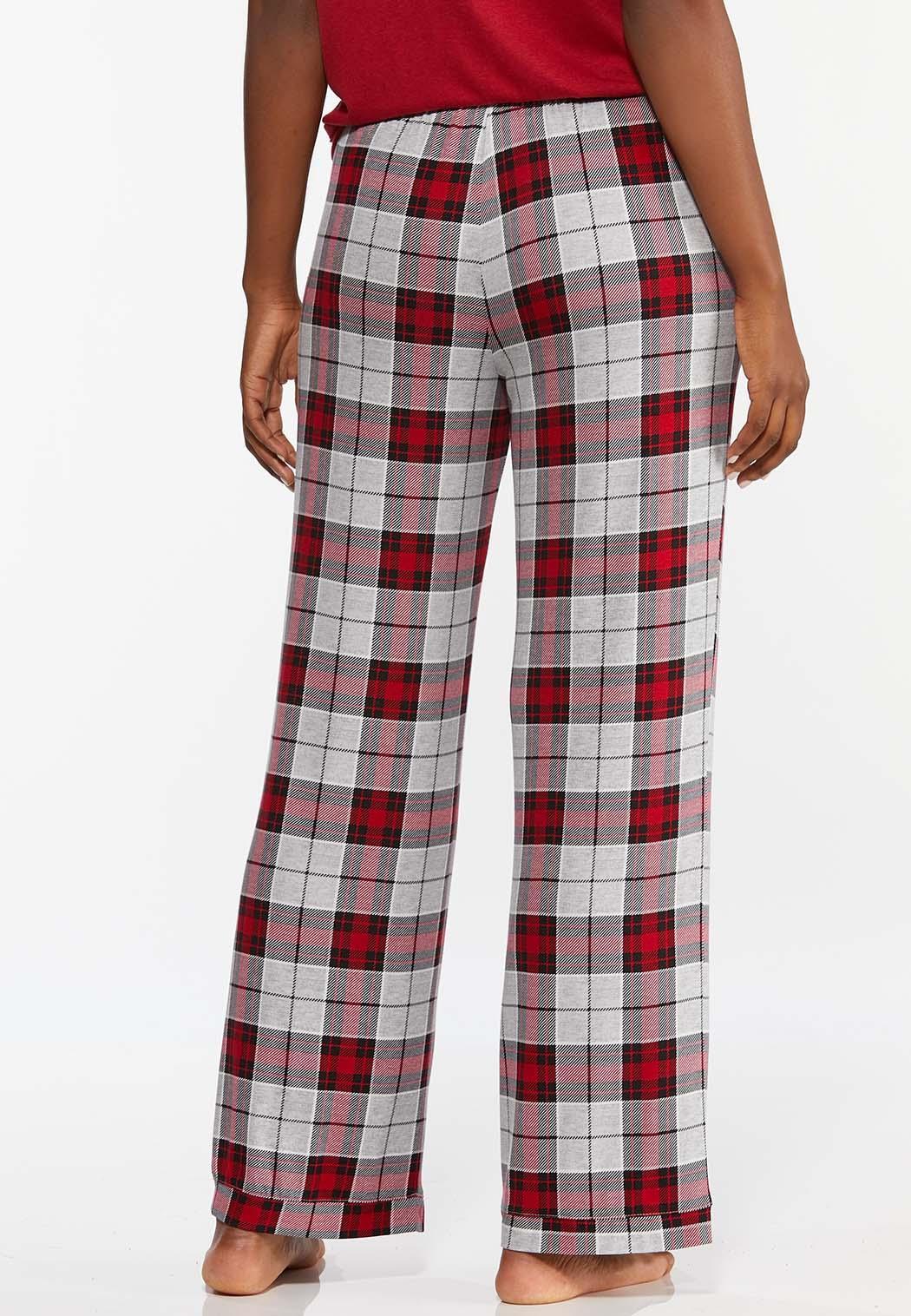 Mountain Plaid Sleep Pants (Item #44391110)