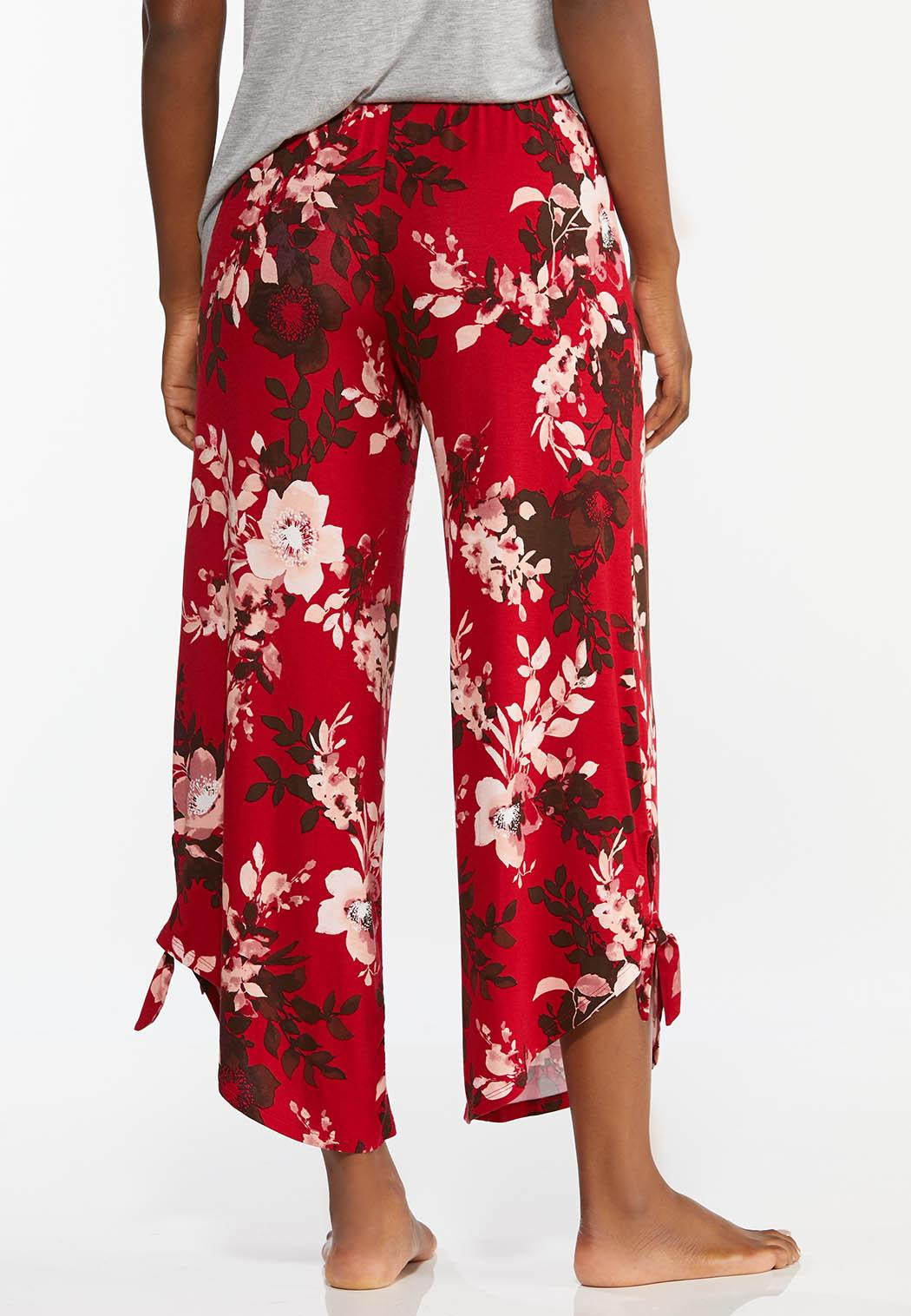 Floral Sleep Pants (Item #44391177)