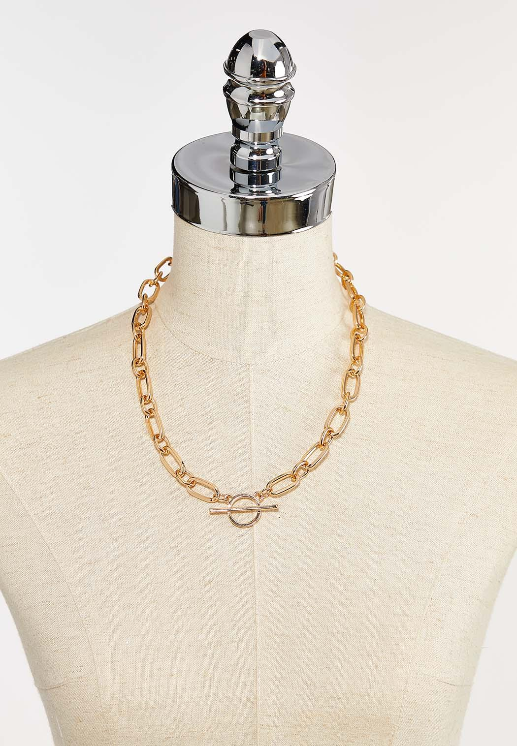 Chain Toggle Necklace (Item #44397580)