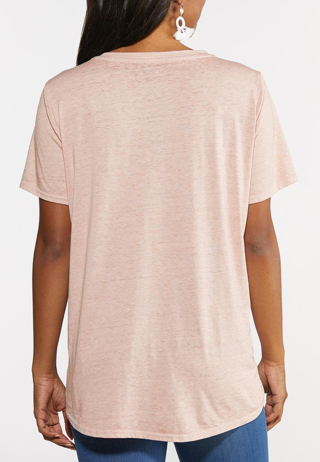Plus Size Great American Staycation Tee (Item #44397953)