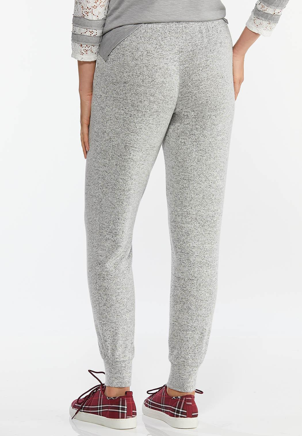 Brushed Hacci Joggers (Item #44404958)