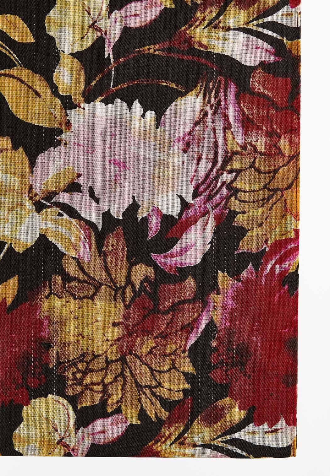 Autumn Bloom Infinity Scarf (Item #44406346)