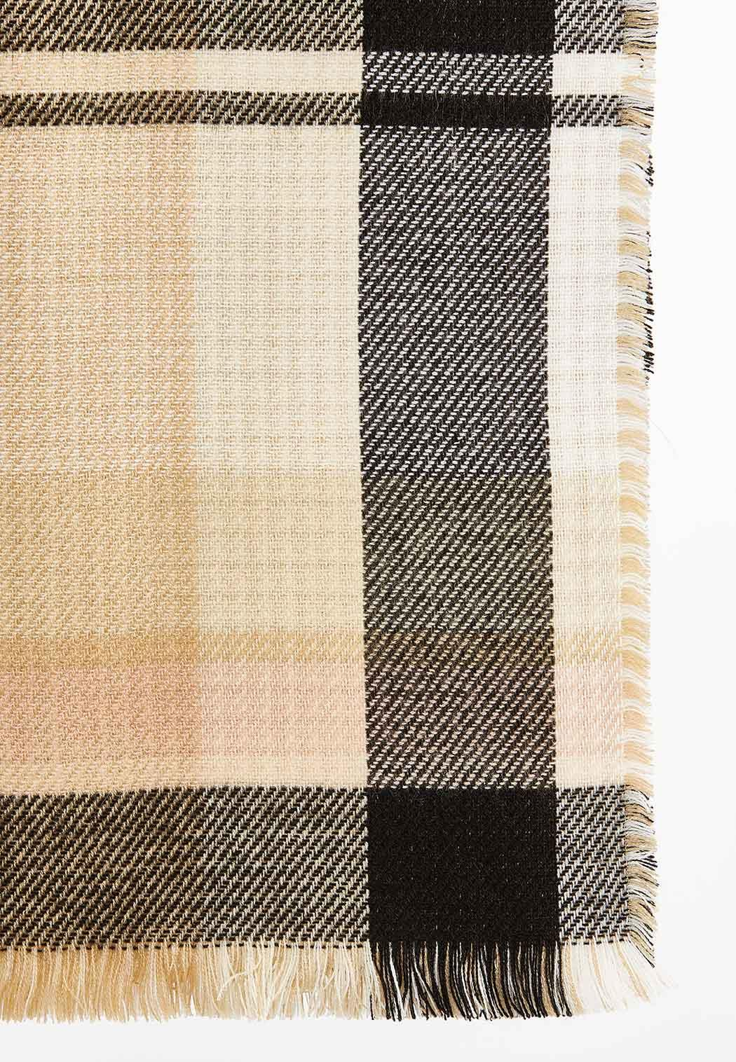 Plaid Cold Weather Scarf (Item #44407111)