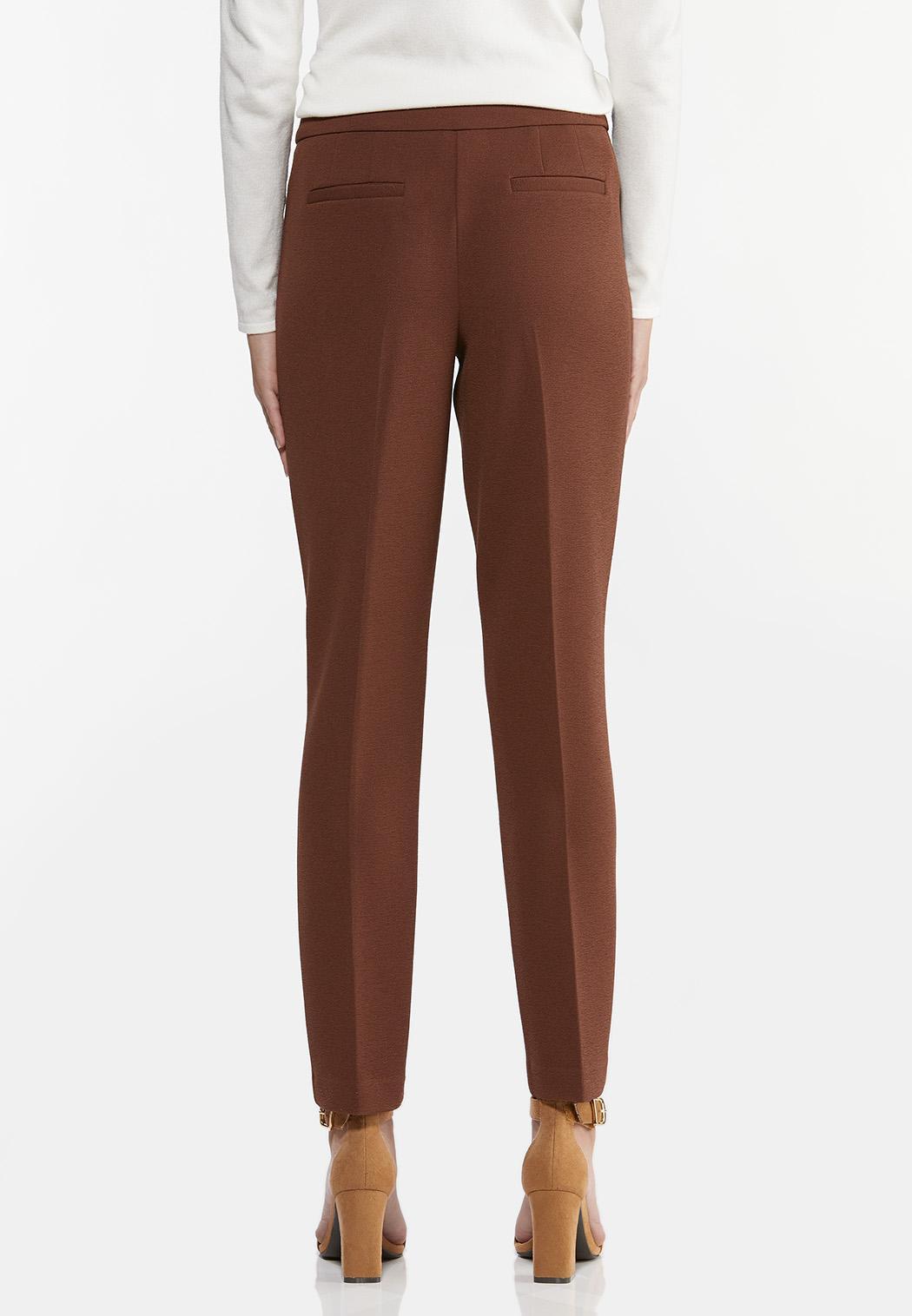 Textured Slim Pants (Item #44410750)