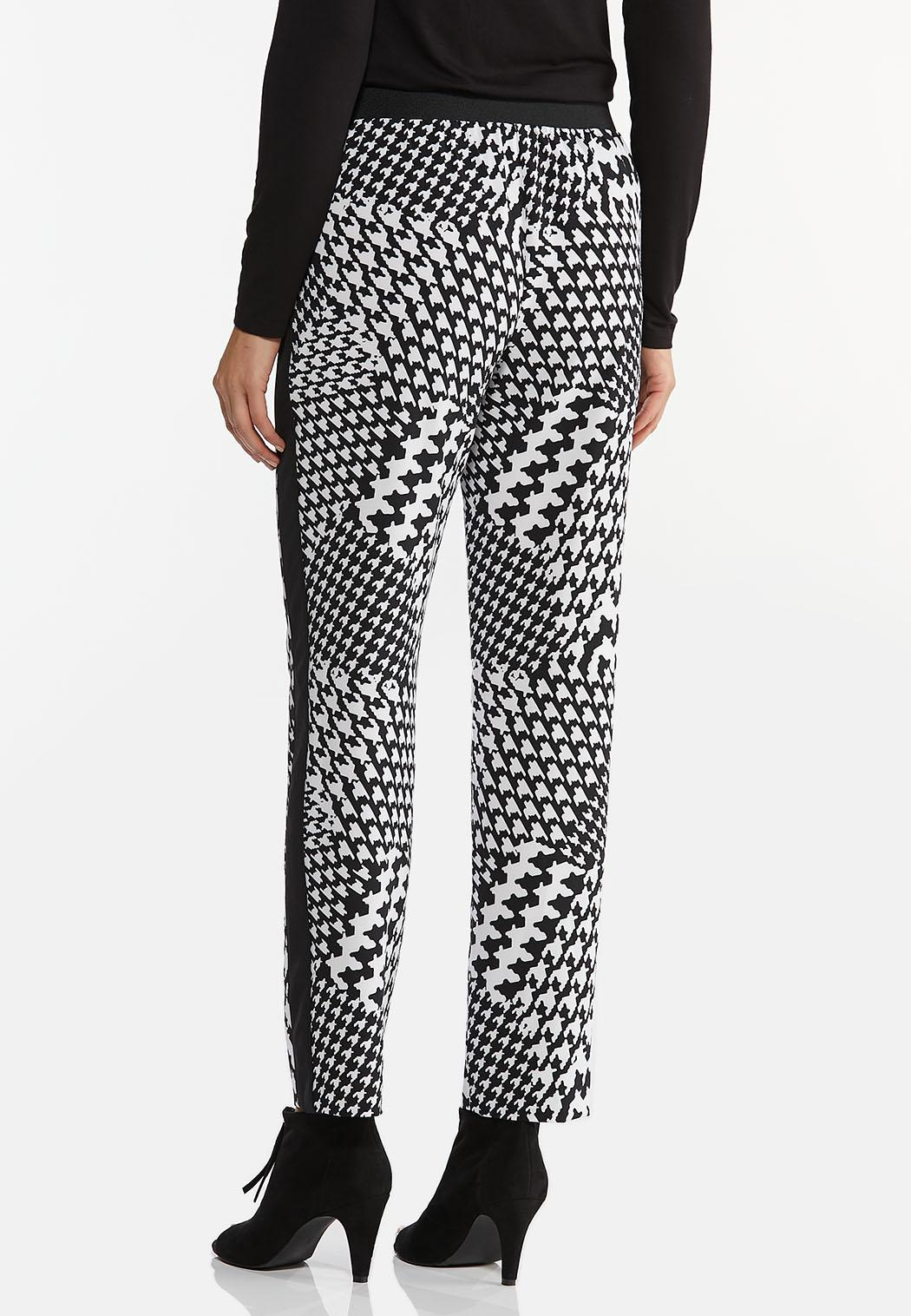 Houndstooth Track Pants (Item #44411868)