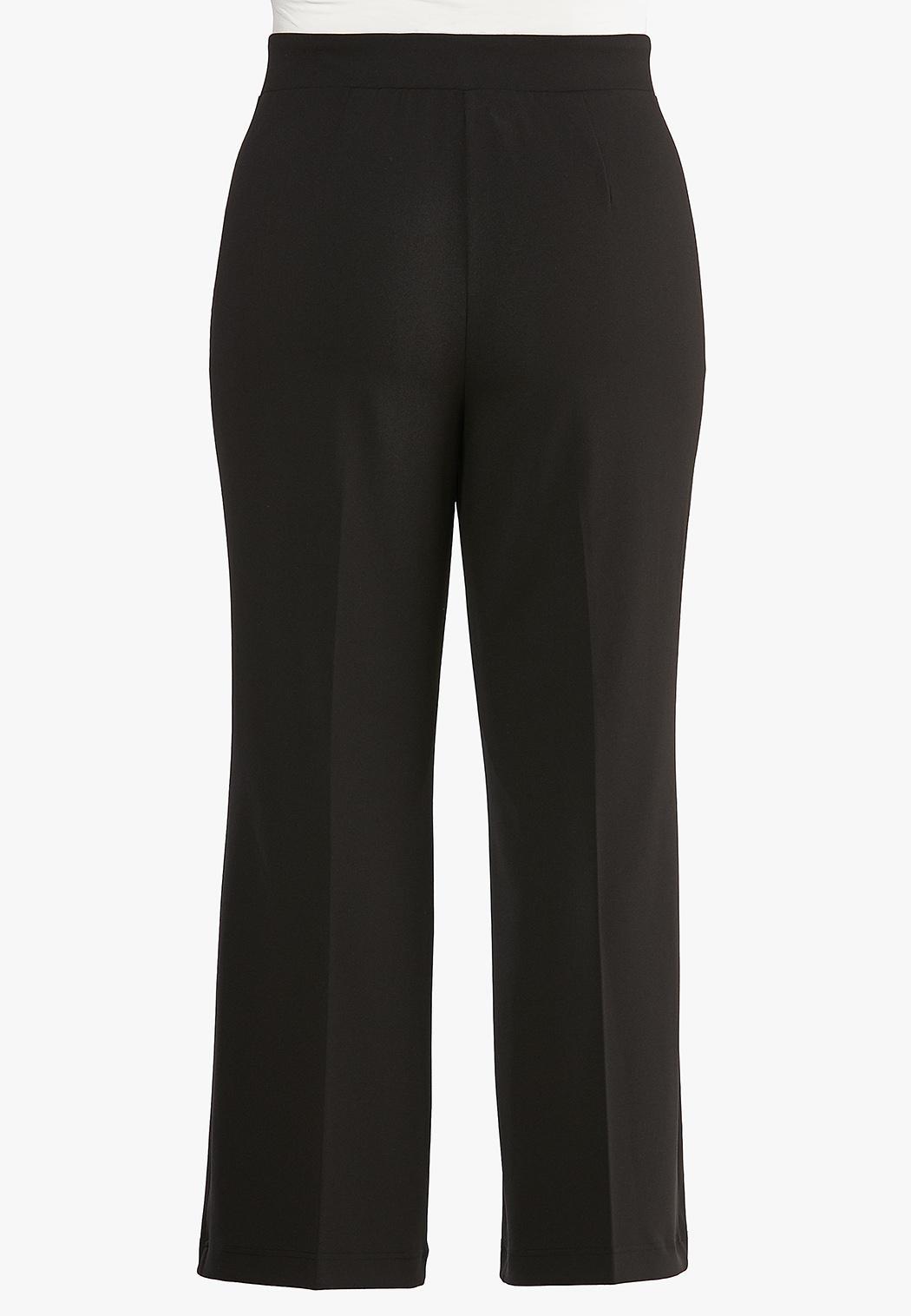 Plus Size Solid Sailor Trouser Pants (Item #44413538)