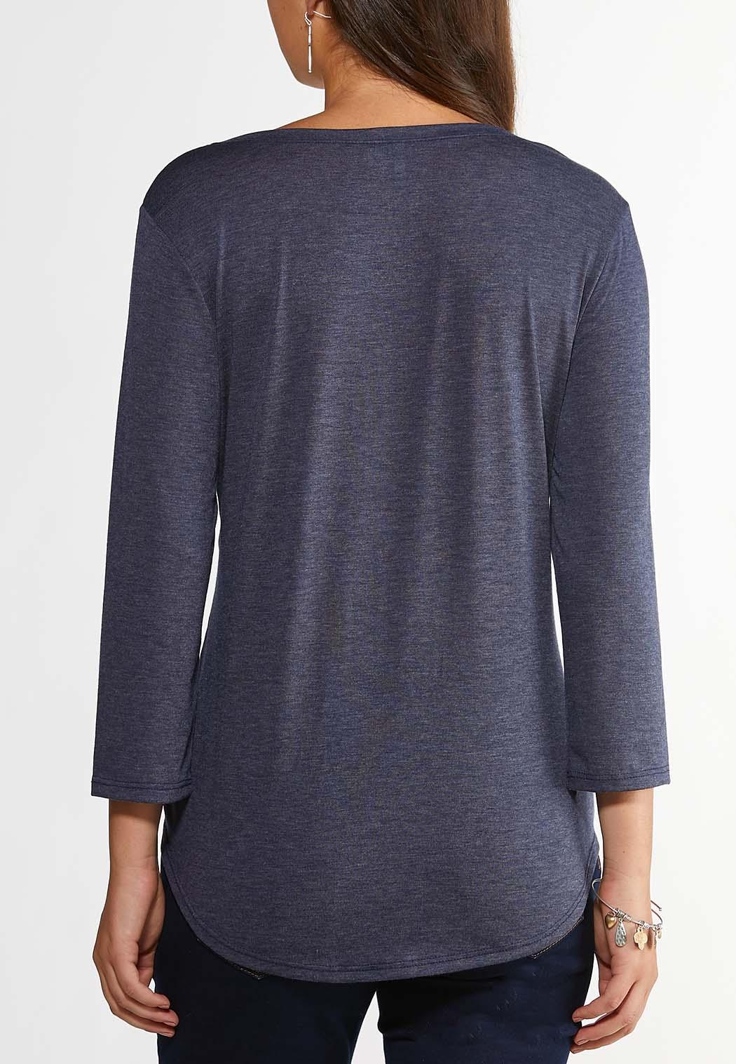Kindness Knotted Top (Item #44414002)