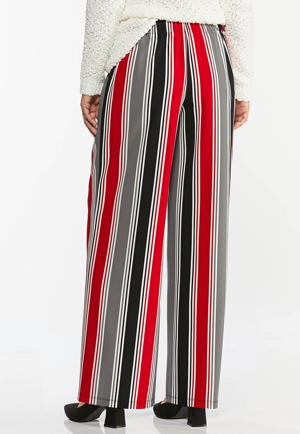 Stripe Button Pants (Item #44420503)