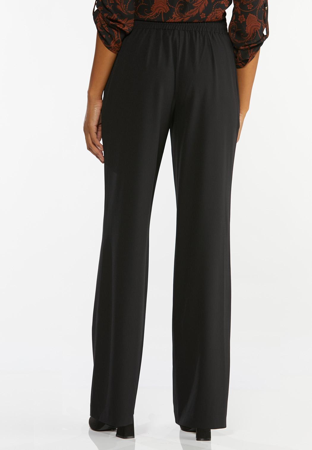 Wide Leg Trouser Pants (Item #44429053)