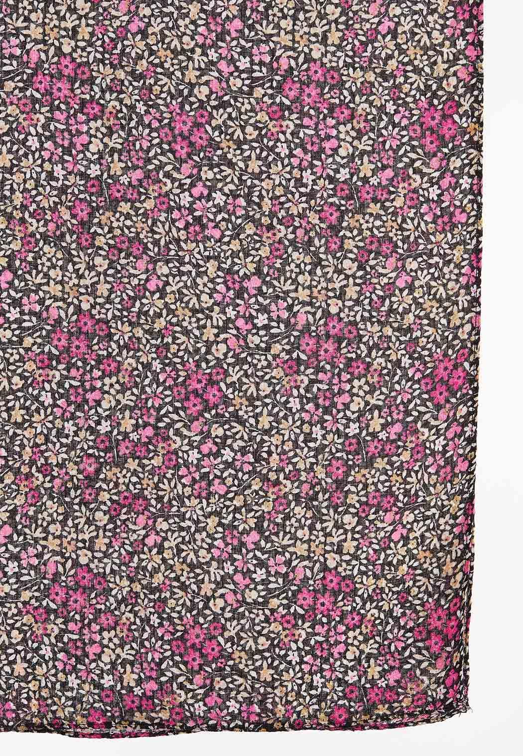 Floral Oblong Scarf (Item #44431416)