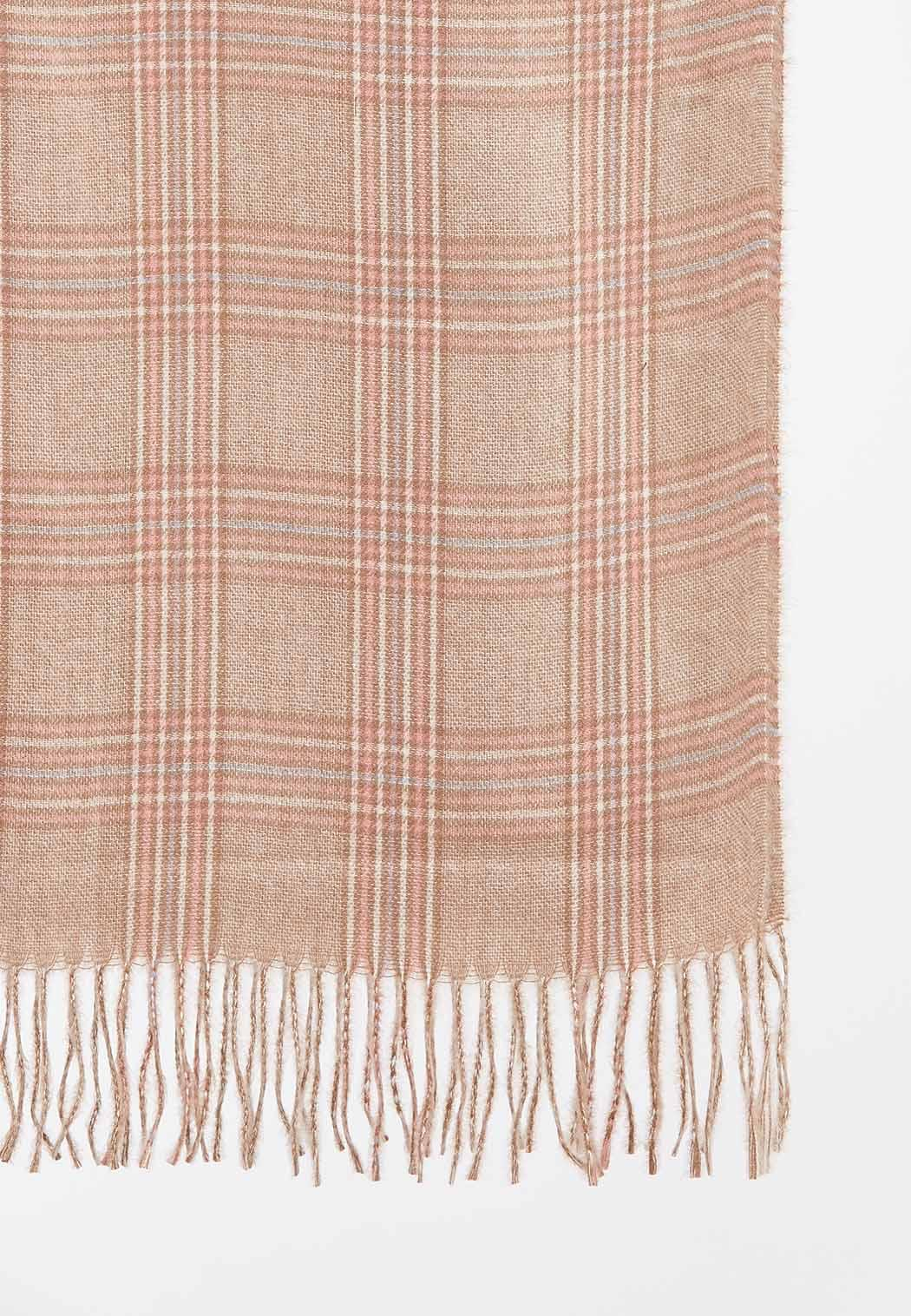 Soft Plaid Cold Weather Scarf (Item #44434579)