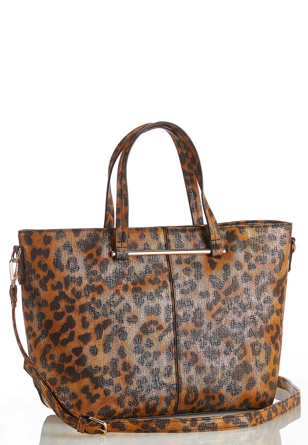 Leopard Tote Bag (Item #44445064)