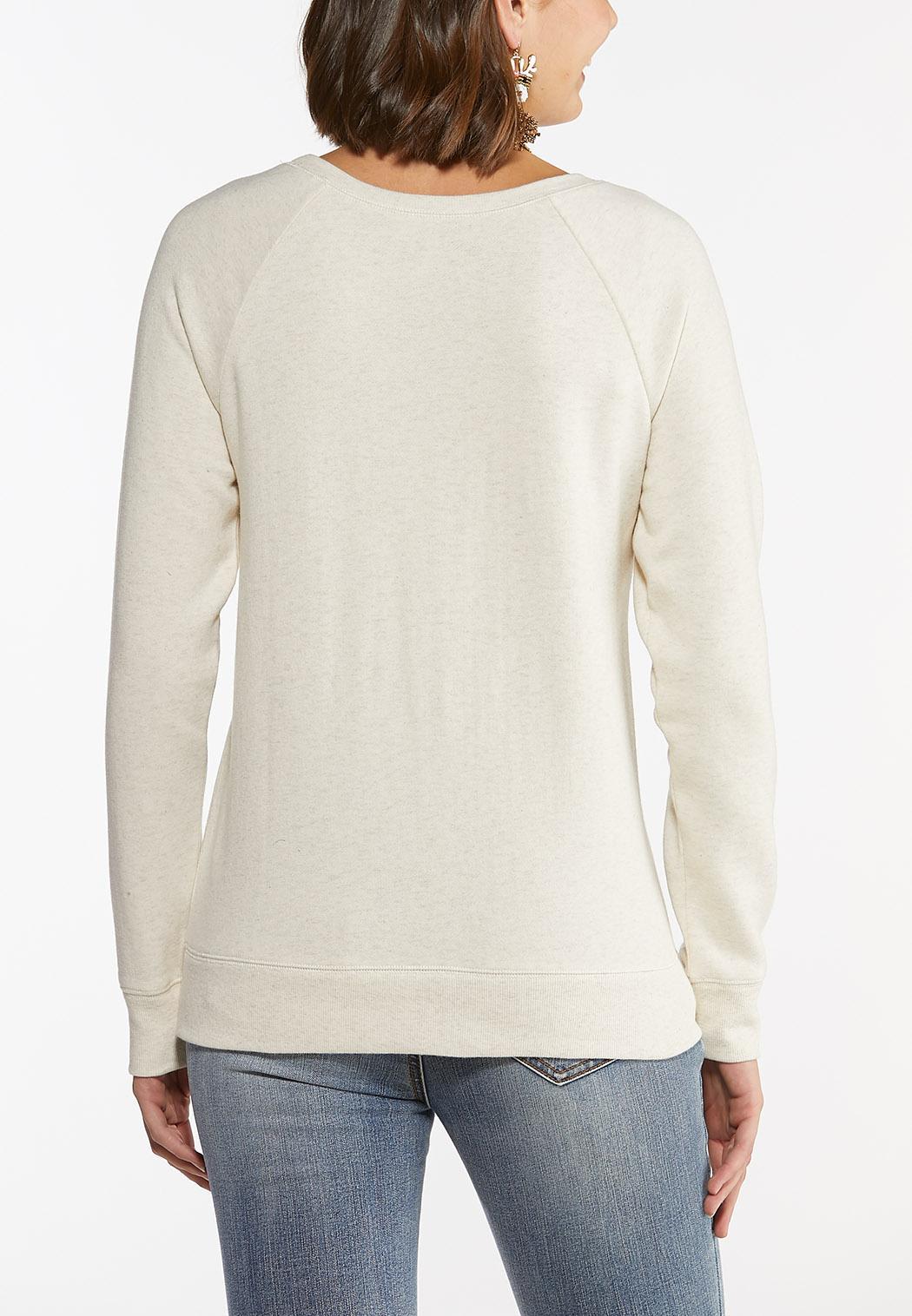 All I Want For Christmas Sweatshirt (Item #44447194)