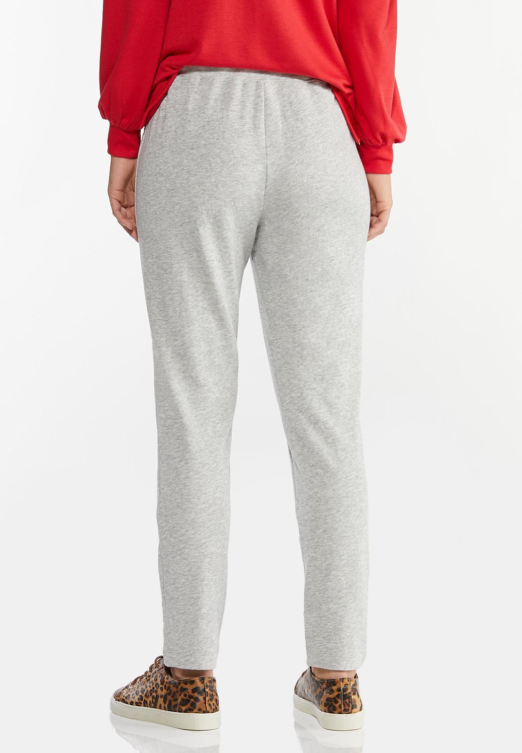Gray Athleisure Pants (Item #44448104)