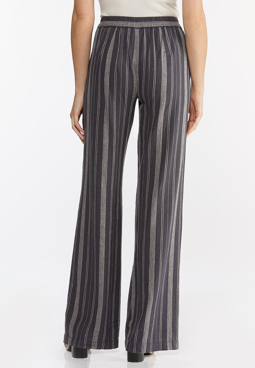 Stripe Linen Pants (Item #44456805)