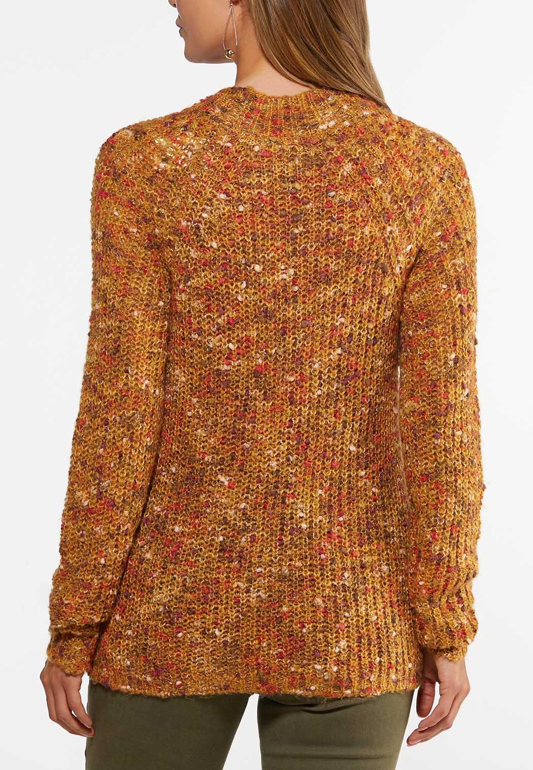 Golden Space Dye Sweater (Item #44457111)