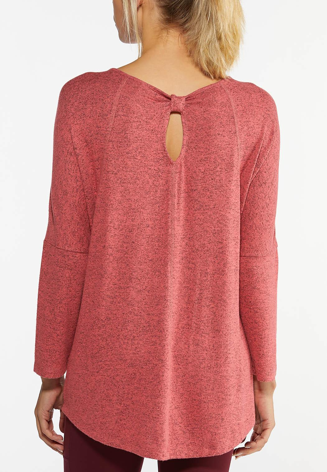 Rosey Be Kind Hacci Top (Item #44458127)
