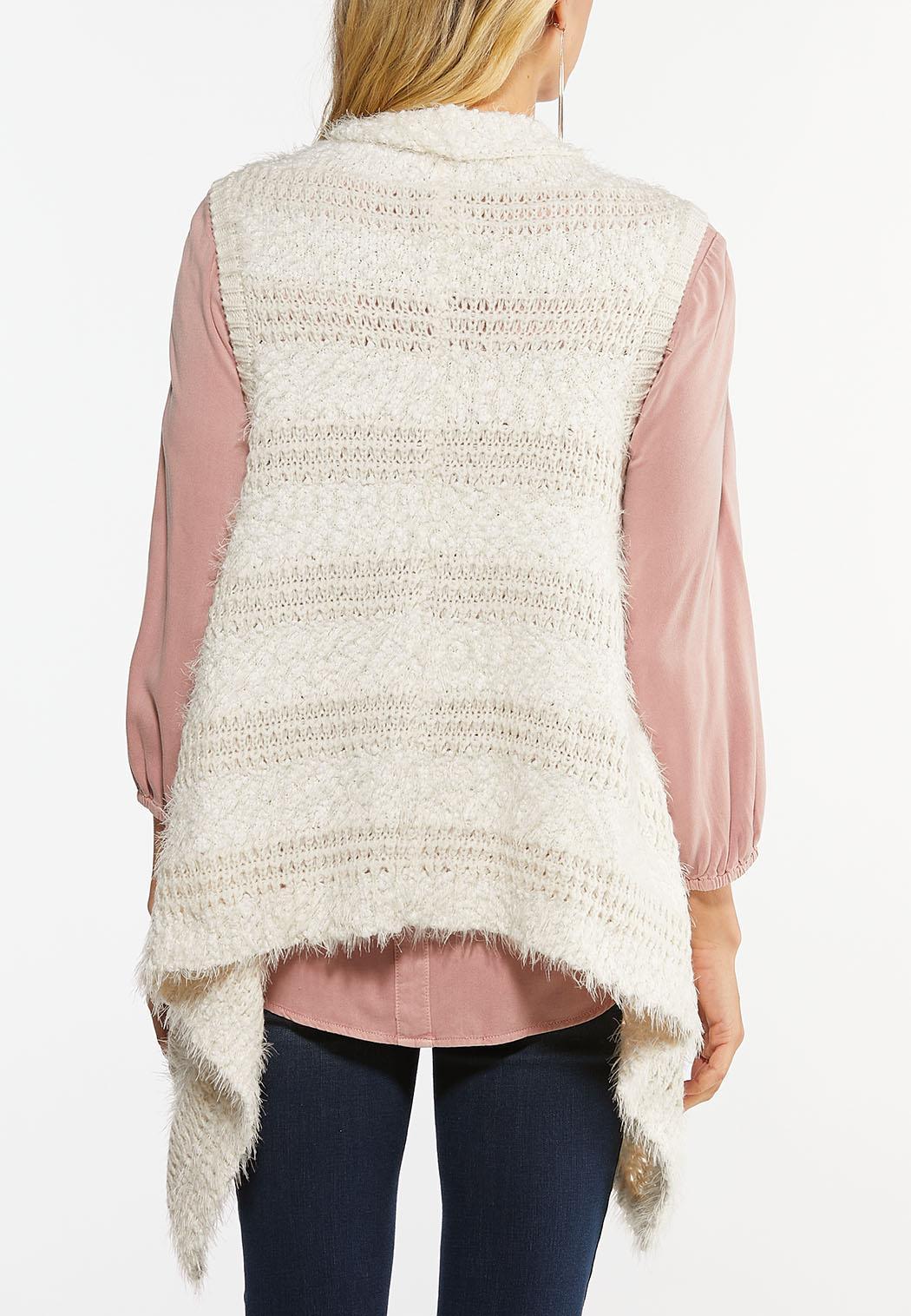 Plus Size Cozy Vest (Item #44461005)