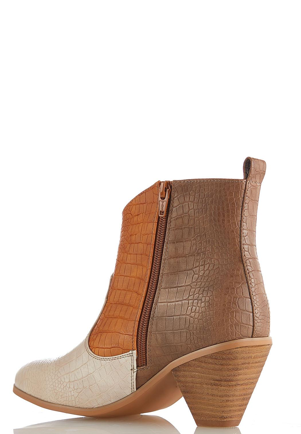 Croc Western Ankle Boots (Item #44463168)