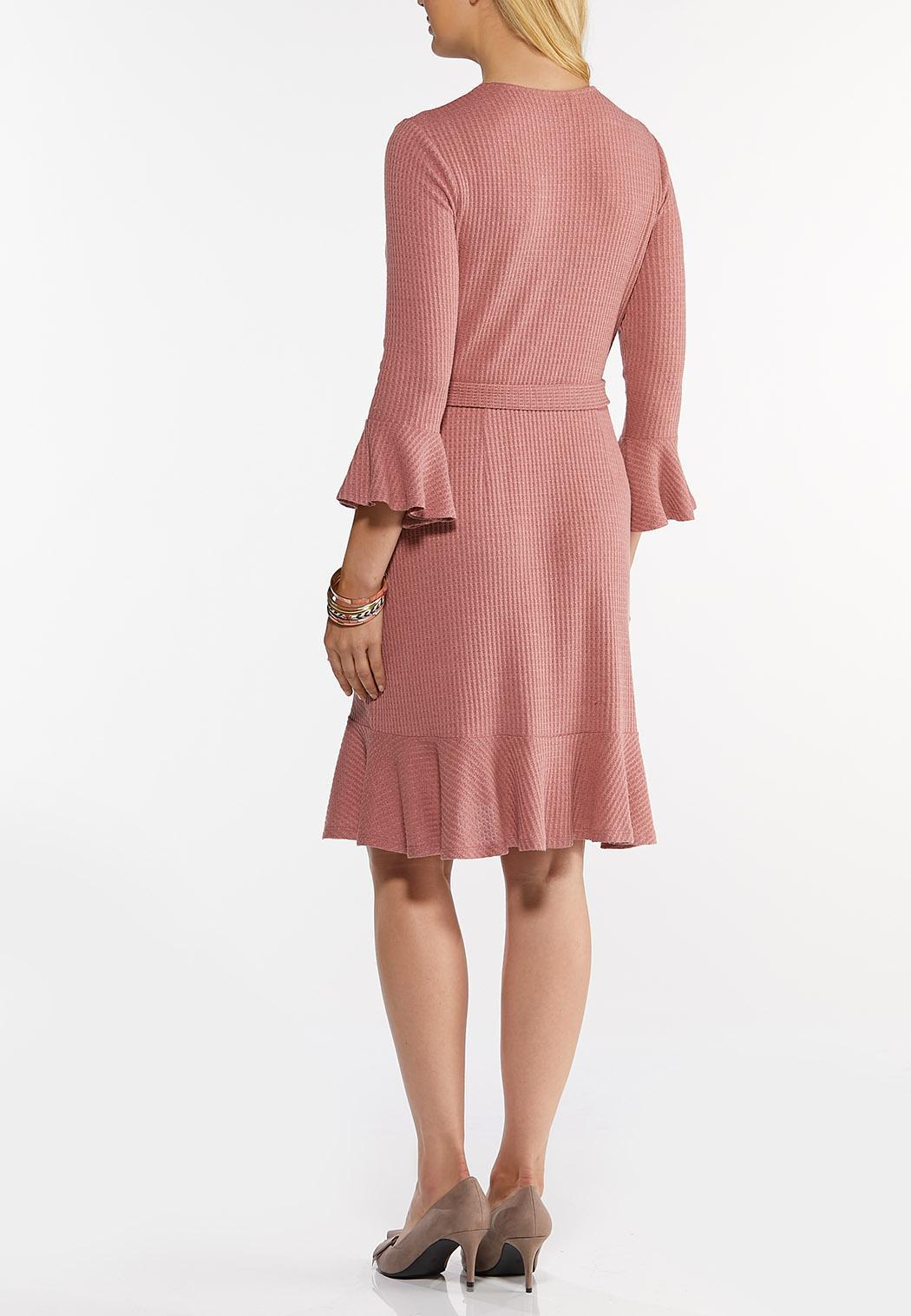 Rose Tie Waist Dress (Item #44467113)