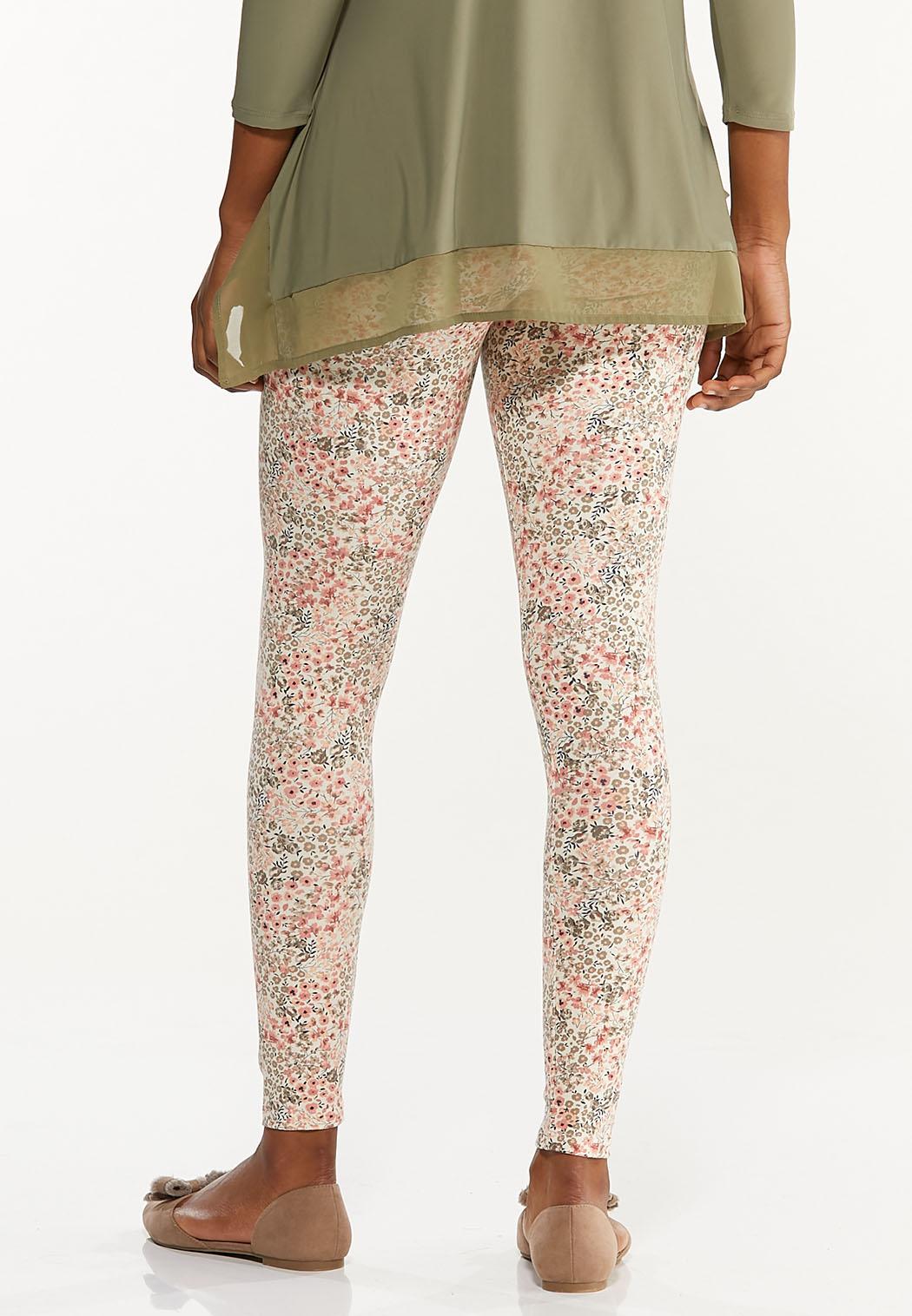 Fresh Floral Leggings (Item #44468723)