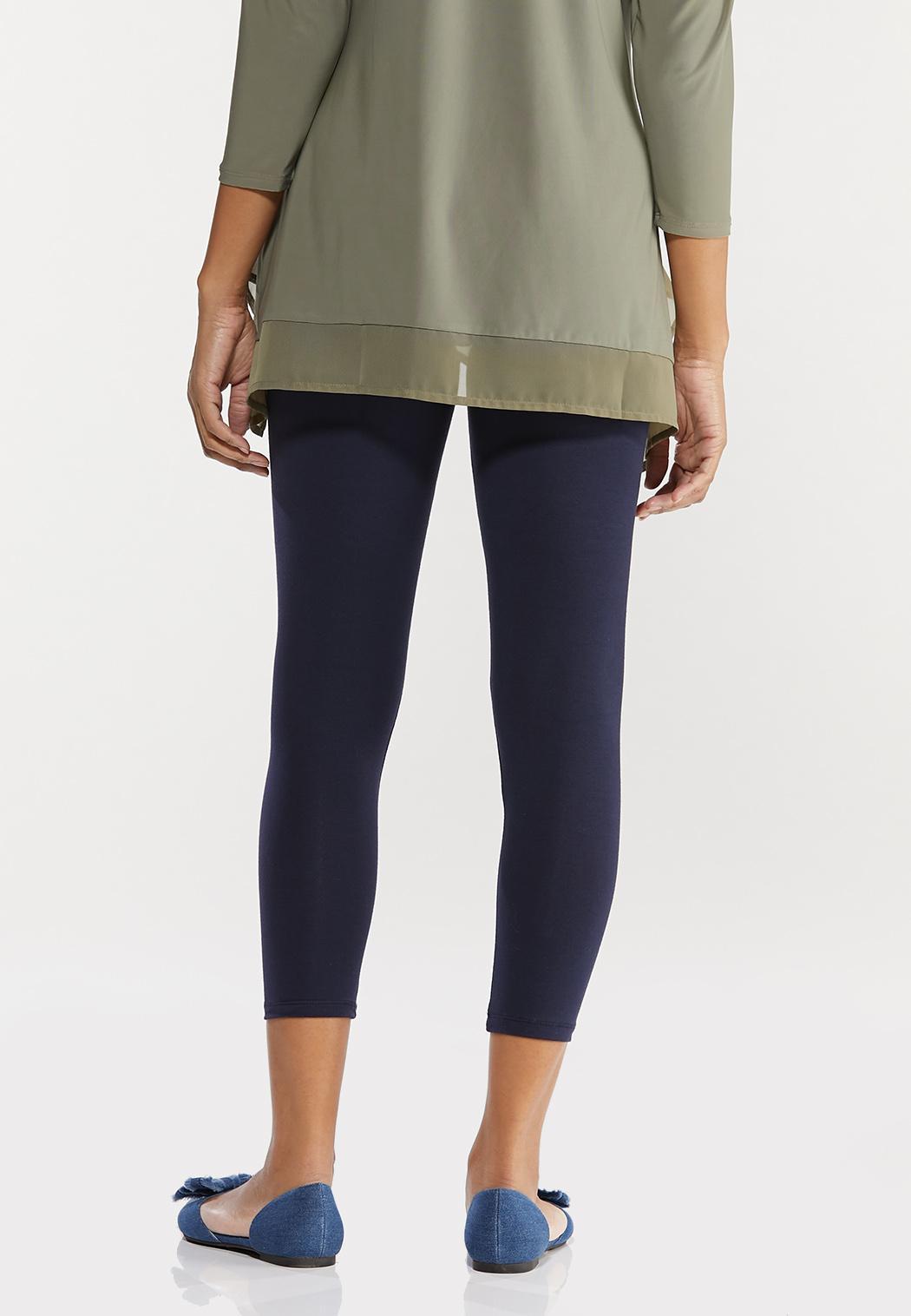 Essential Cropped Leggings (Item #44470079)