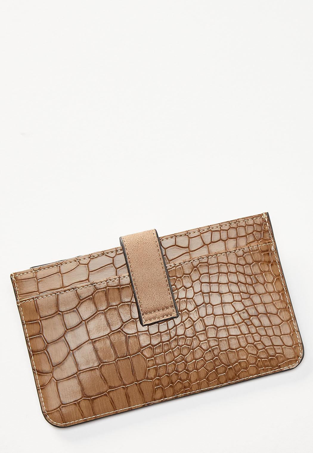 Croc Card Holder Wallet (Item #44471709)