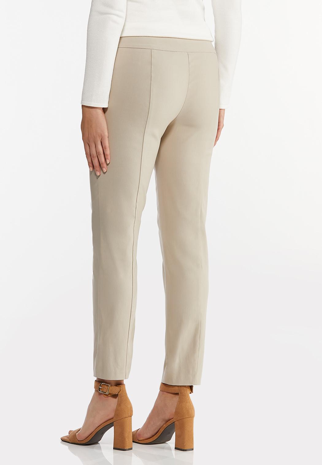 Petite Solid Bengaline Pants (Item #44471770)