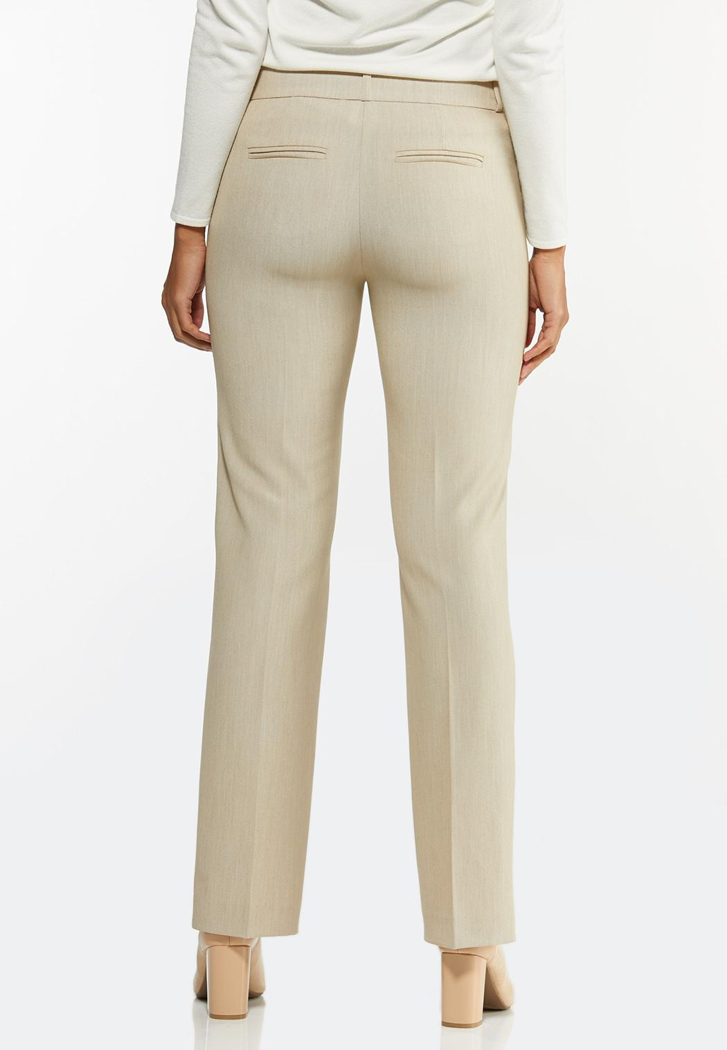 Tan Trouser Pants (Item #44473898)