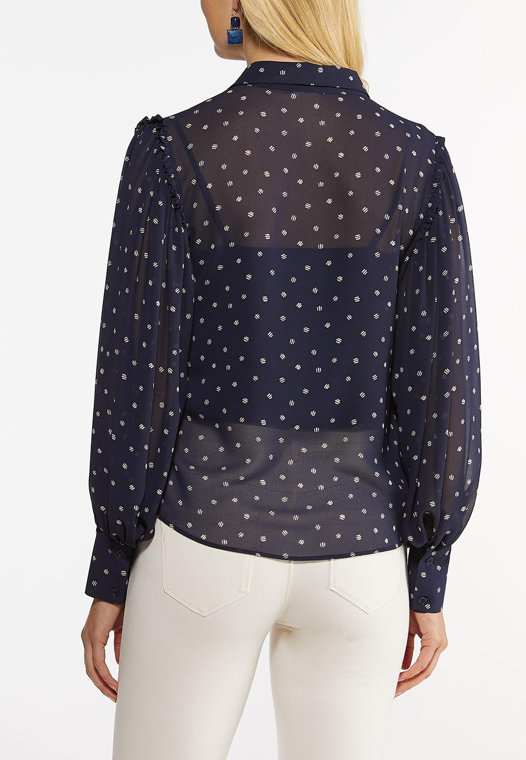 Dotted Dash Top (Item #44475030)