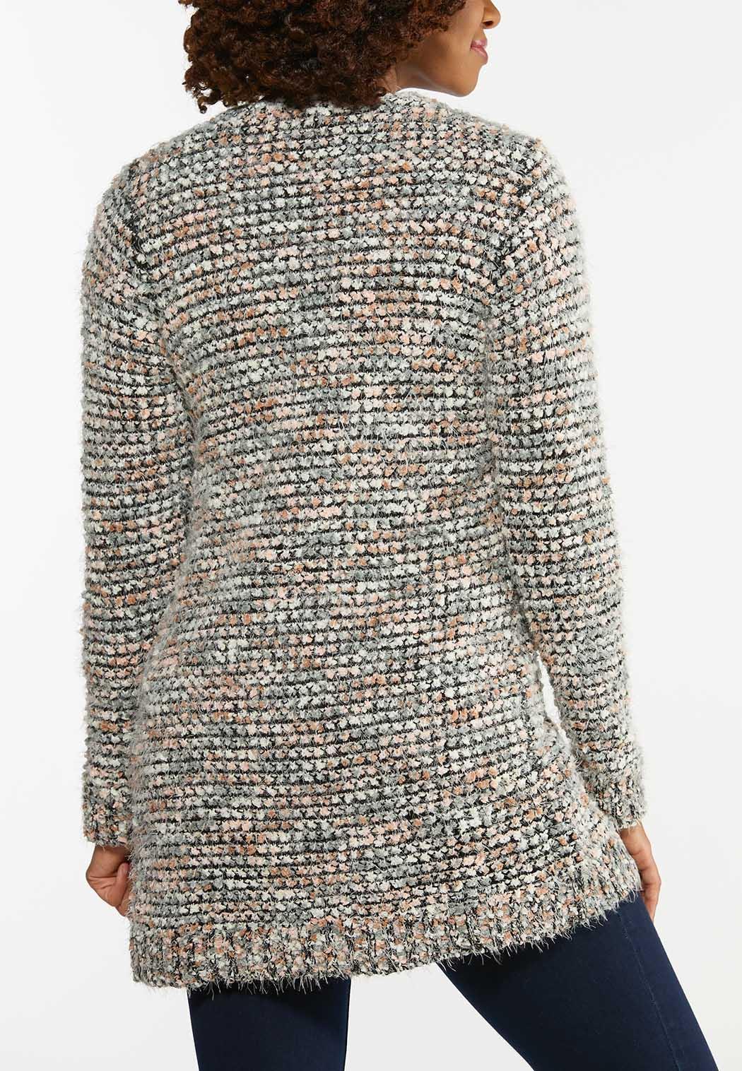 Textured Cardigan Sweater (Item #44476216)