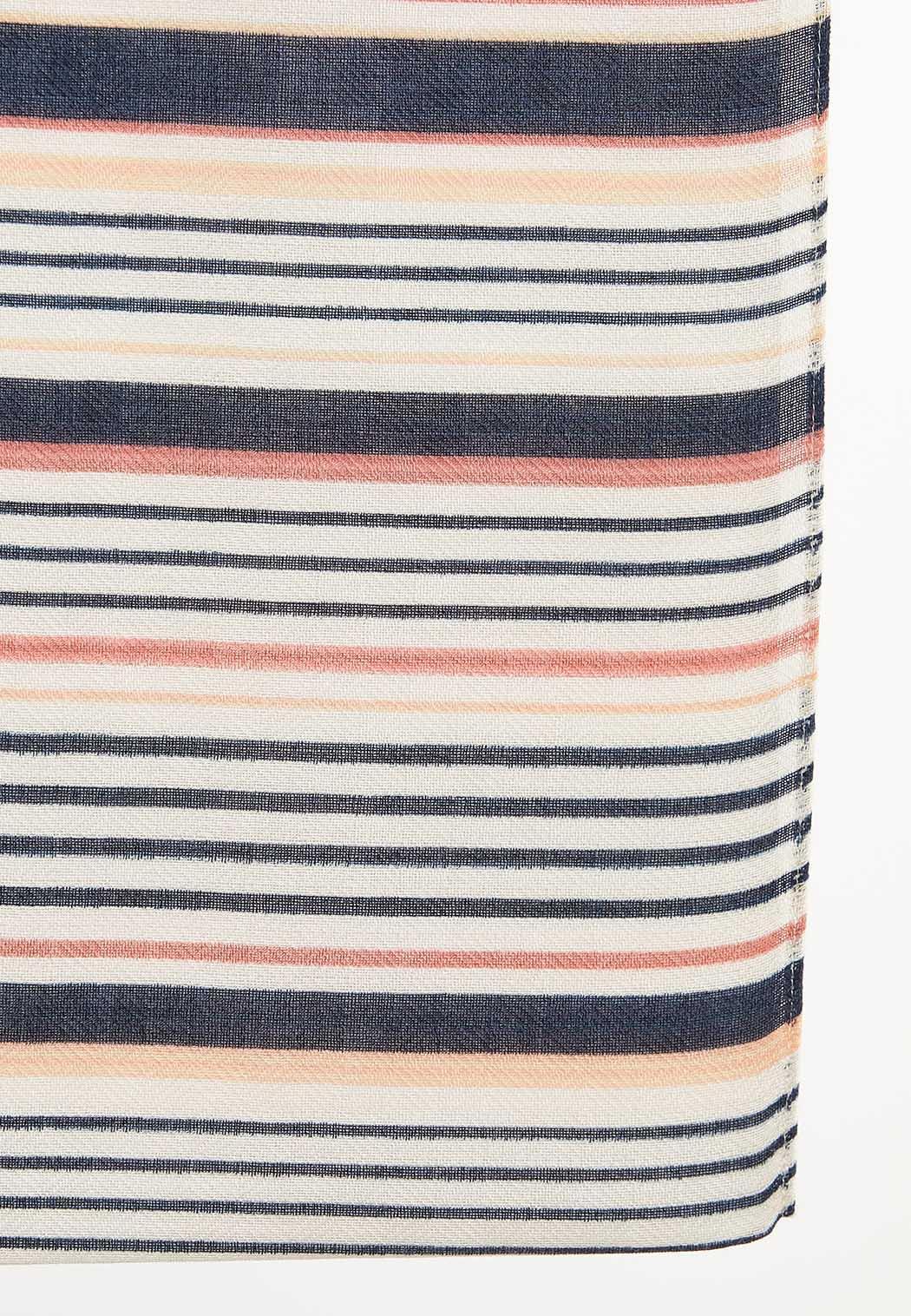 Horizontal Stripe Infinity Scarf (Item #44476769)