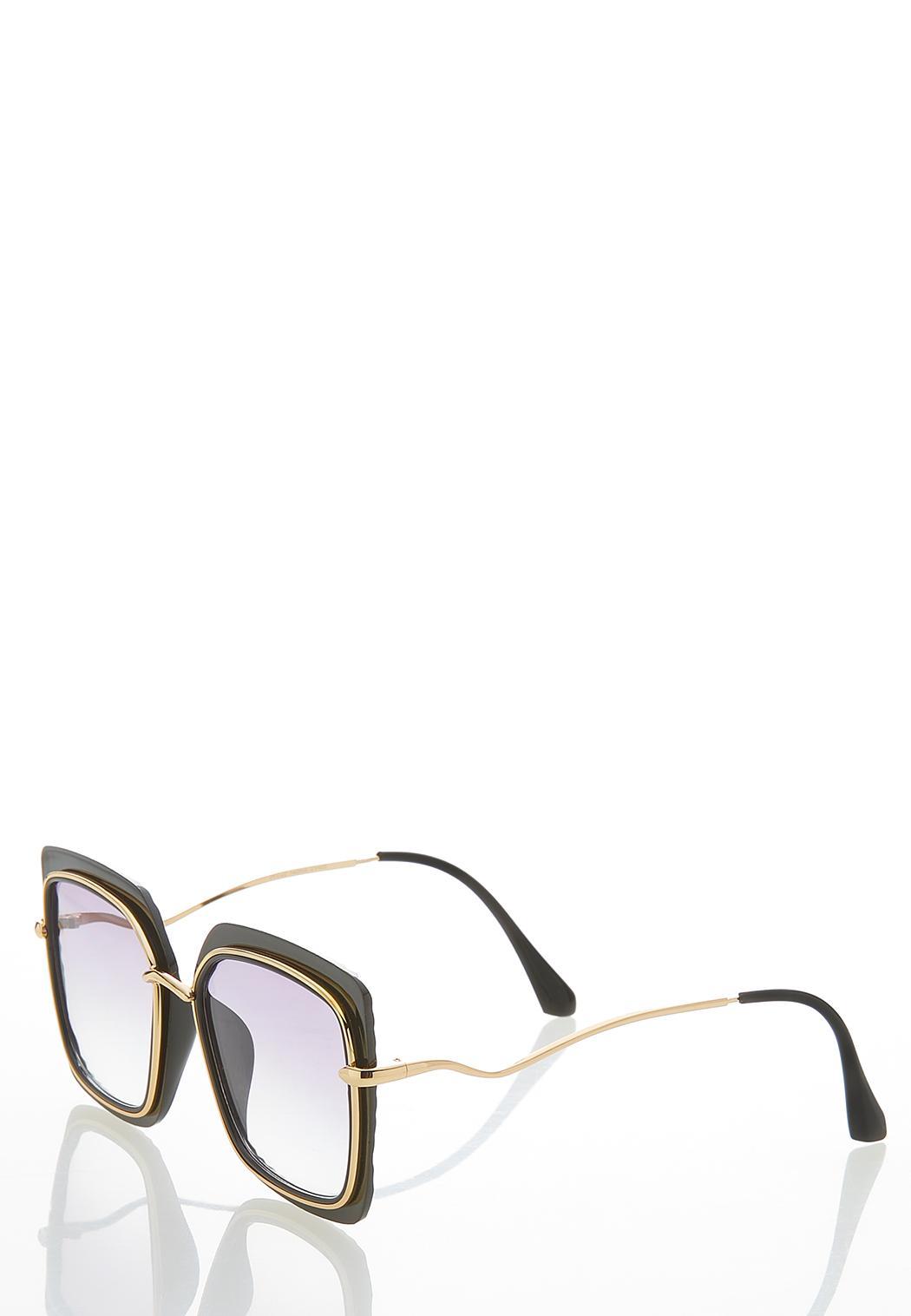 Statement Square Sunglasses (Item #44478968)
