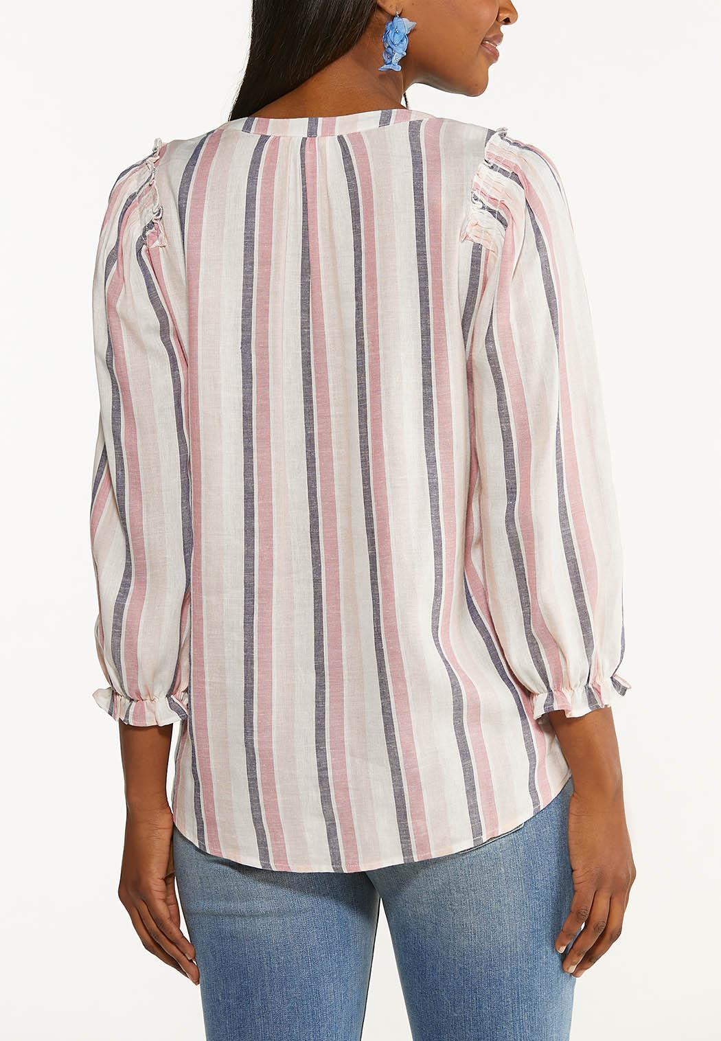 Berry Stripe Top (Item #44488346)