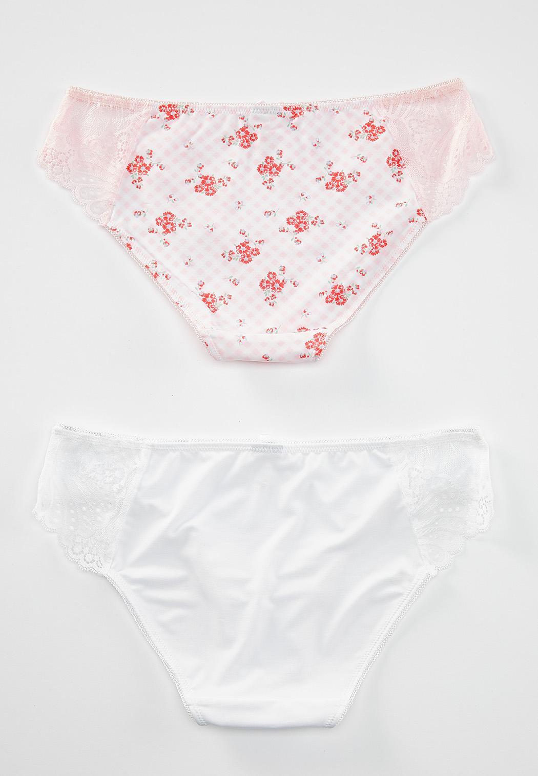 Plus Size Chloe Bikini Panty Set (Item #44491029)