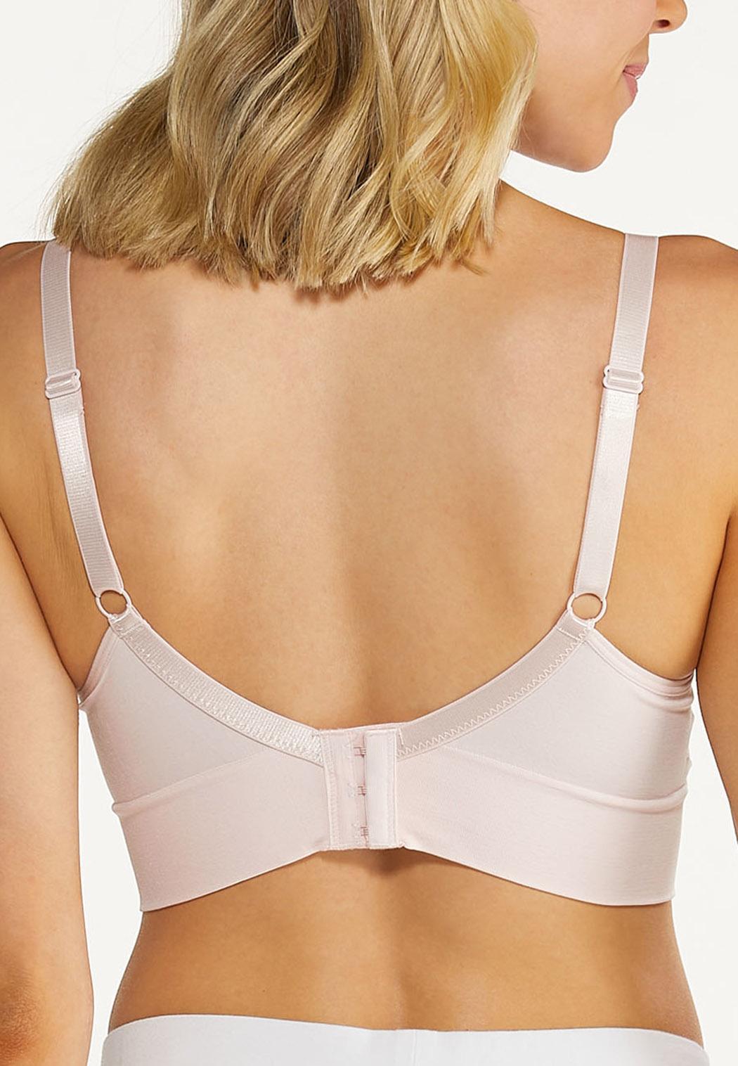 Plus Size Wire Free T-Shirt Bra (Item #44492144)