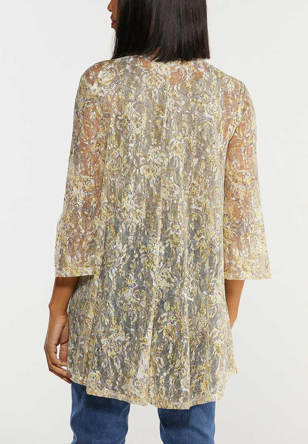 Sunshine Paisley Kimono (Item #44495345)