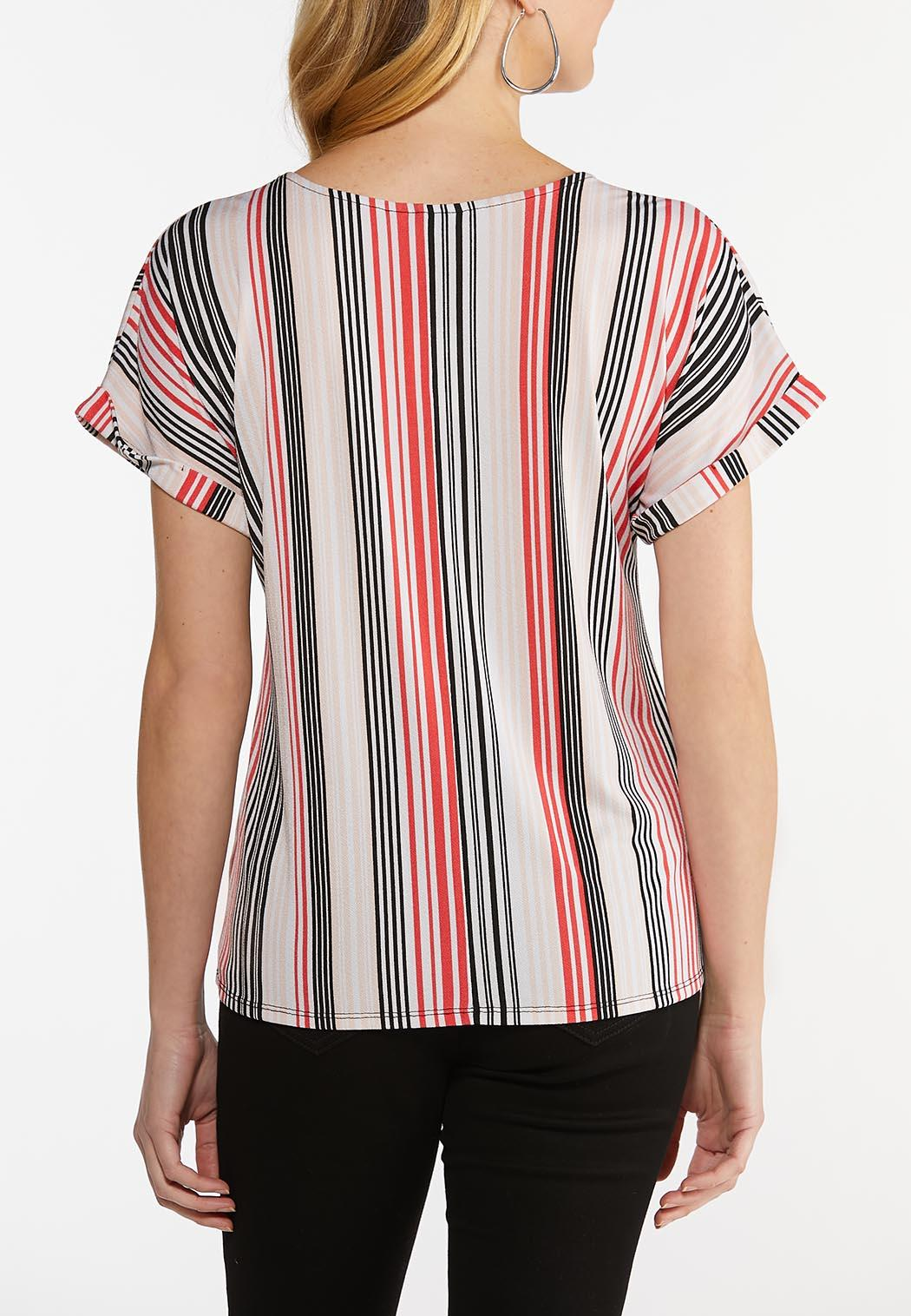 Striped Utility Top (Item #44495386)