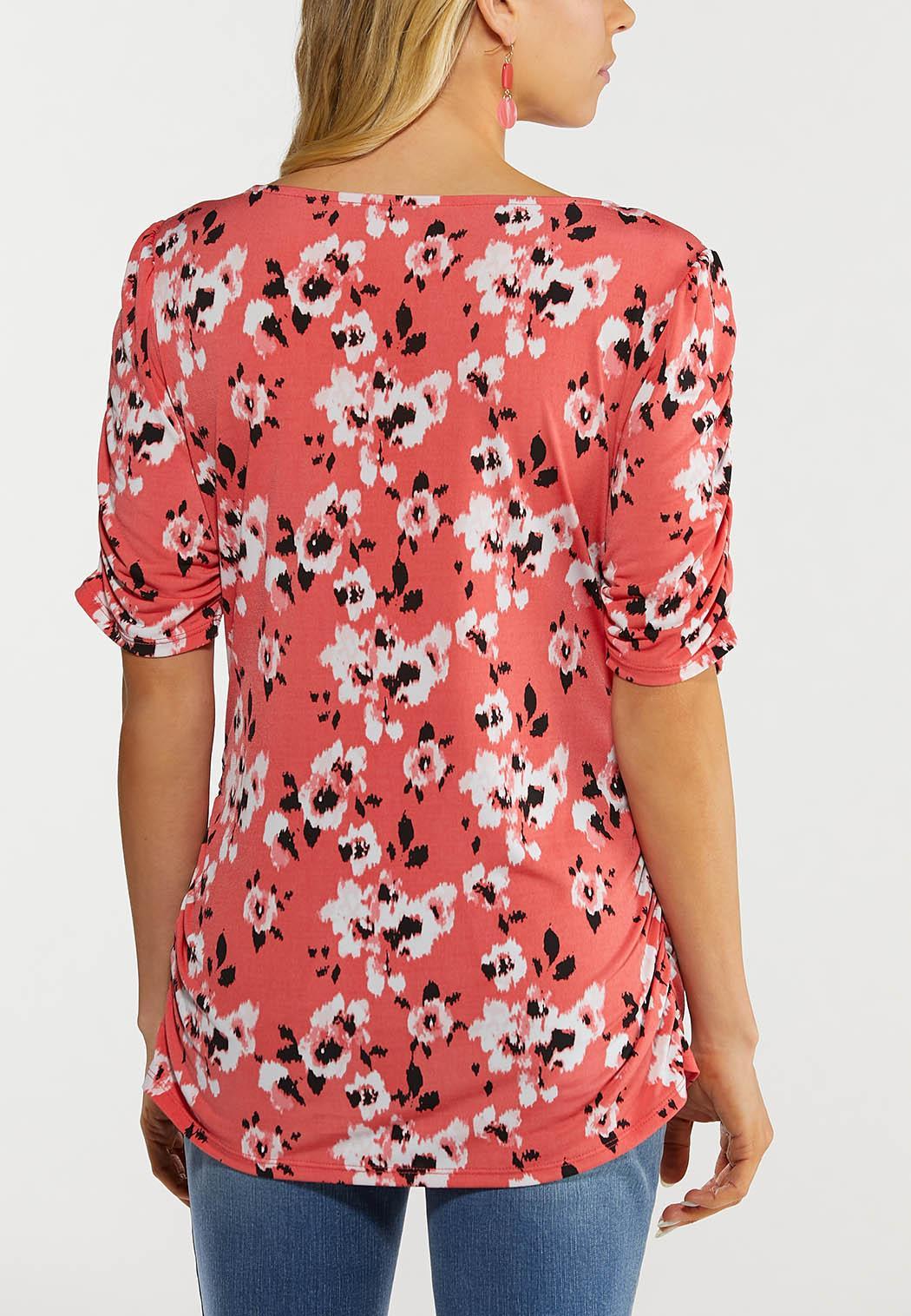 Summer Floral Top (Item #44495506)