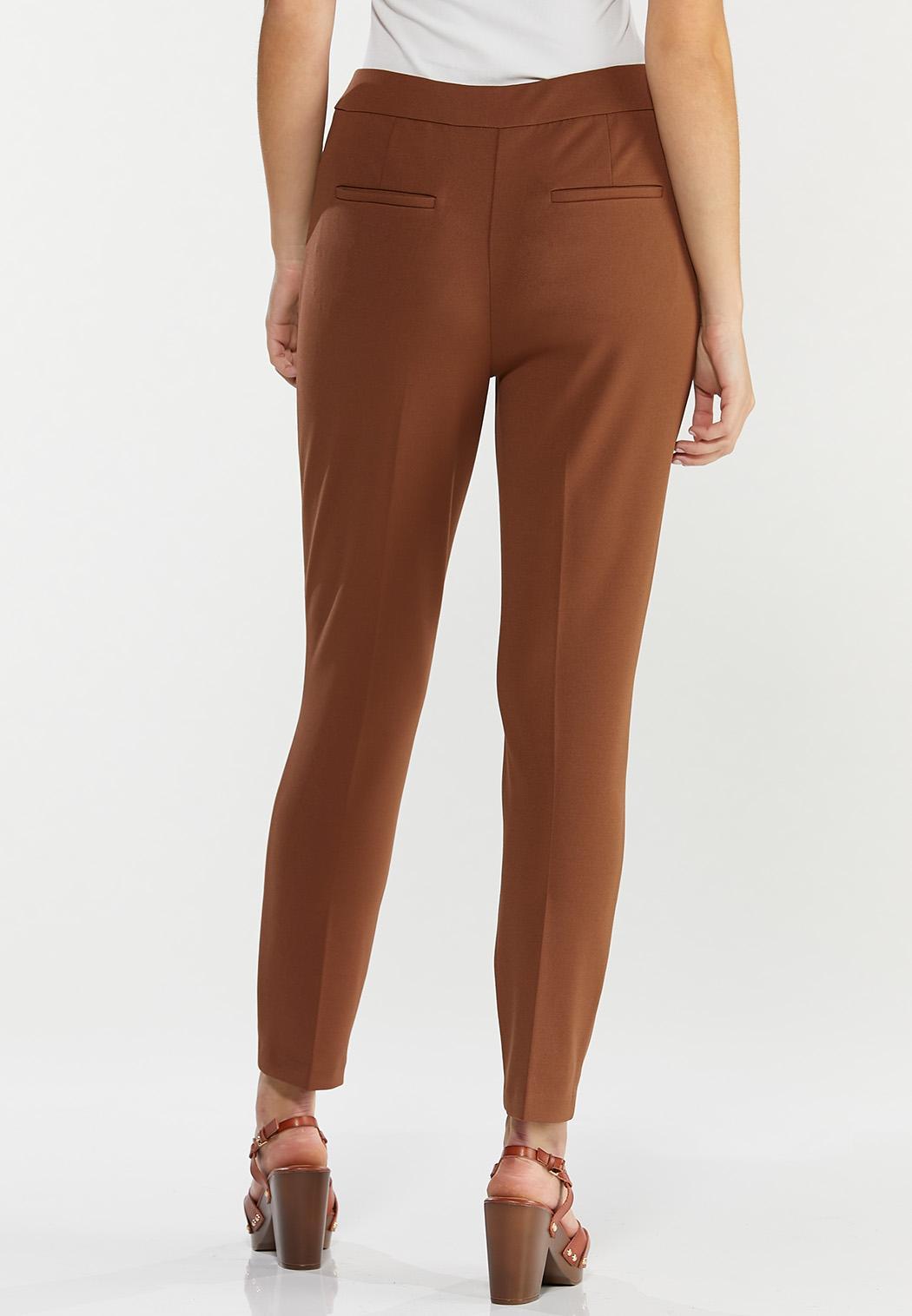 Sailor Button Slim Leg Pants (Item #44497359)