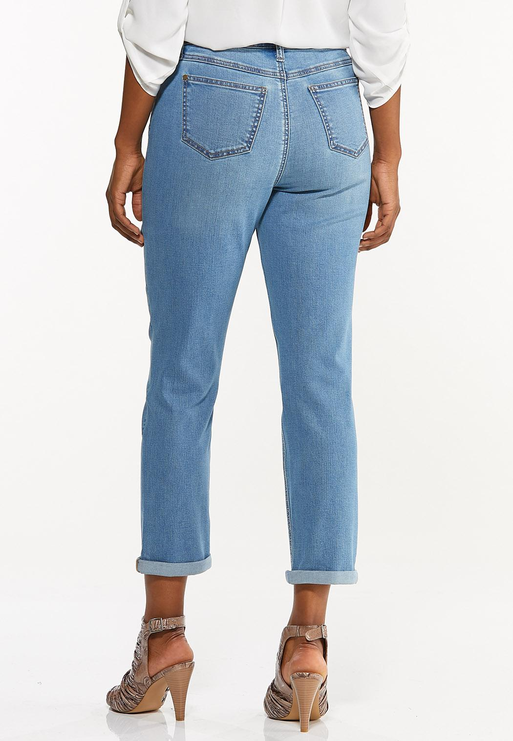 Casual Boyfriend Jeans (Item #44500013)