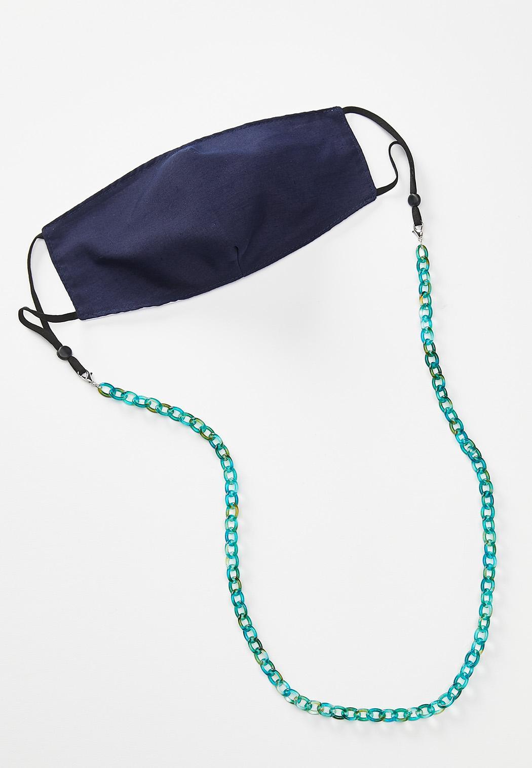 Acrylic Link Mask Chain (Item #44500688)