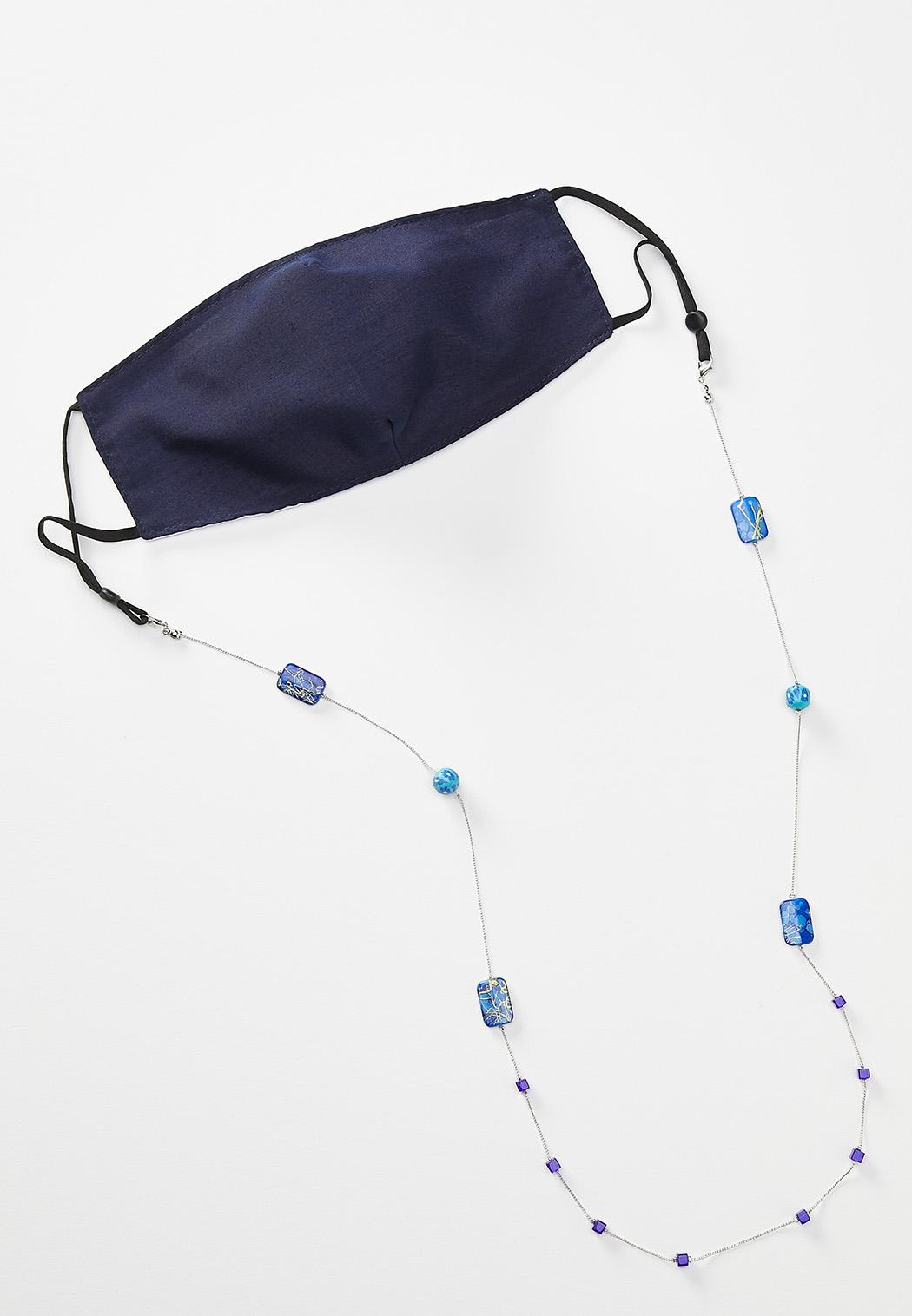 Acrylic Bead Mask Chain (Item #44500692)