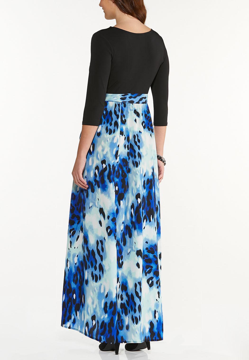 Sky To Sea Maxi Dress (Item #44502973)