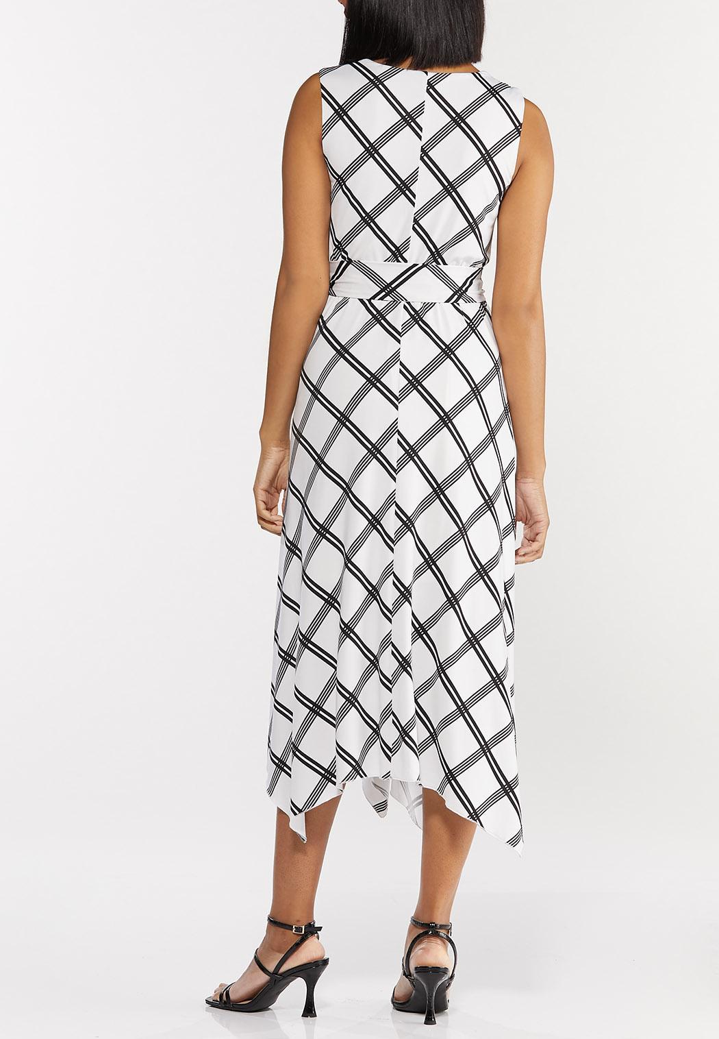 Modern Geo Hanky Dress (Item #44503765)