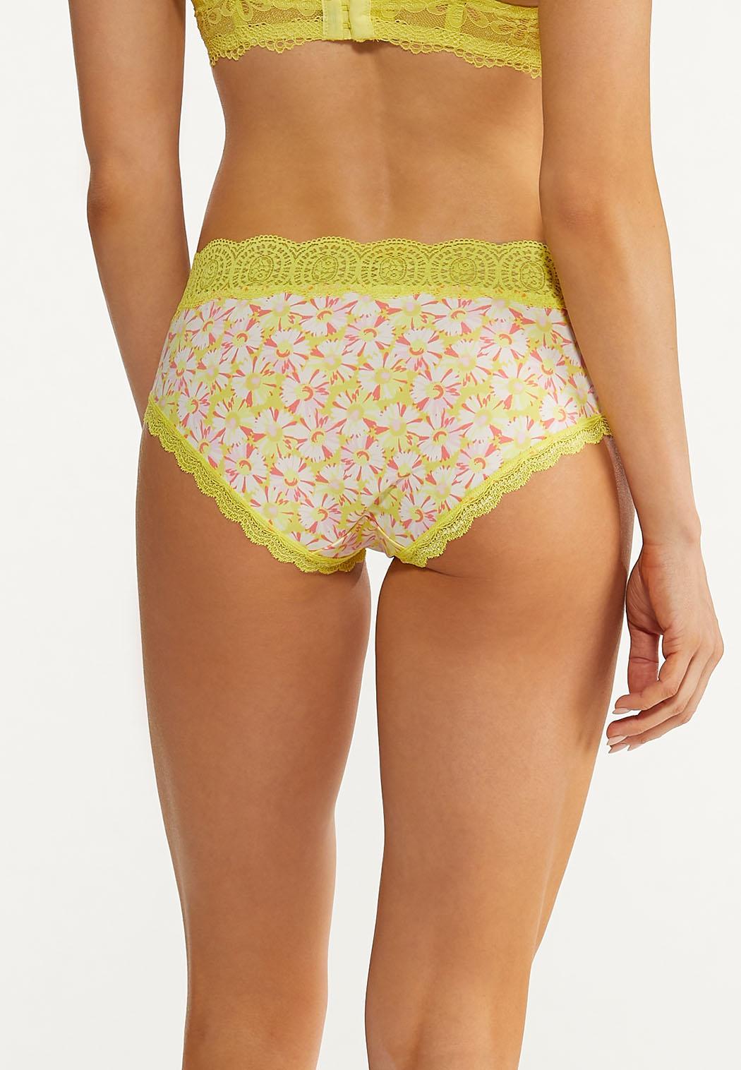 Plus Size Summer Fun Hipster Panty Set (Item #44507293)